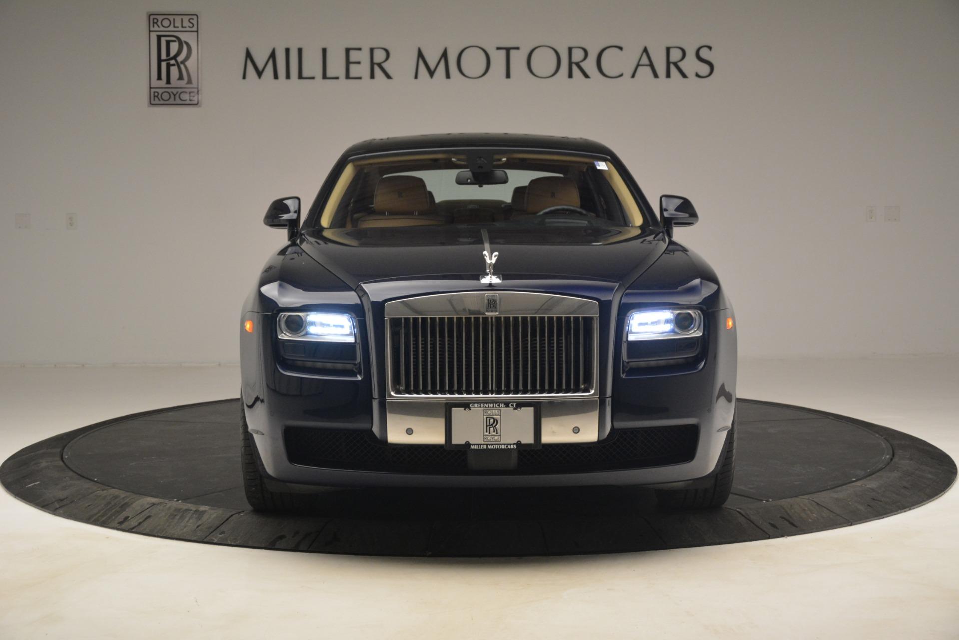 Used 2014 Rolls-Royce Ghost  For Sale In Westport, CT 2990_p12