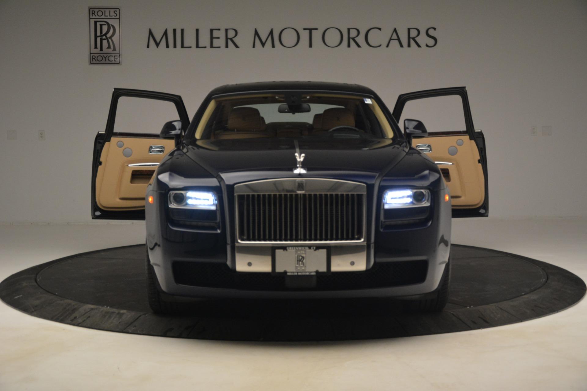 Used 2014 Rolls-Royce Ghost  For Sale In Westport, CT 2990_p13