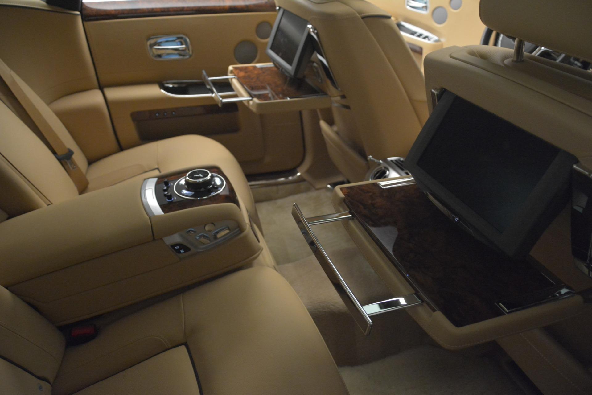 Used 2014 Rolls-Royce Ghost  For Sale In Westport, CT 2990_p22