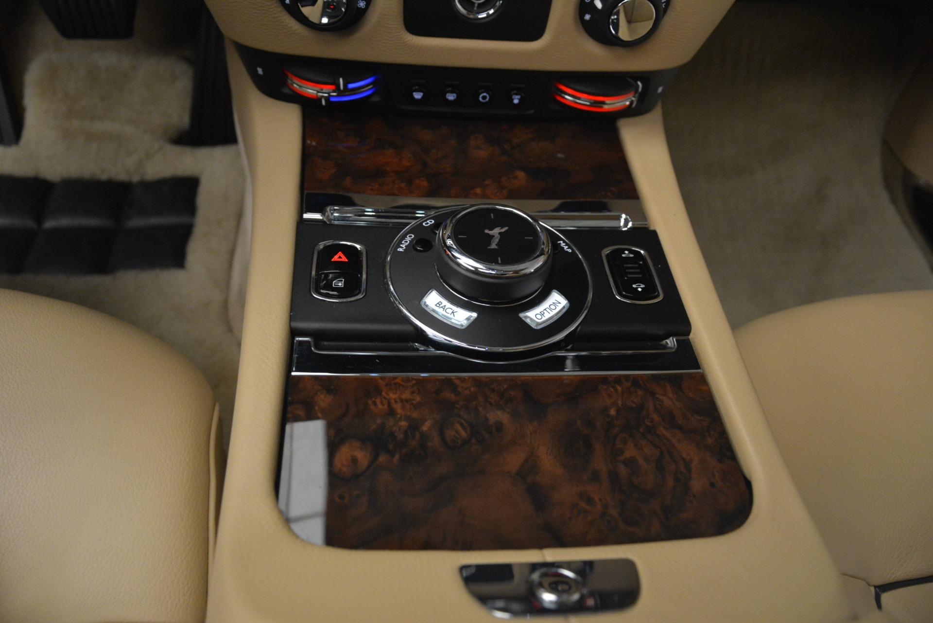 Used 2014 Rolls-Royce Ghost  For Sale In Westport, CT 2990_p29