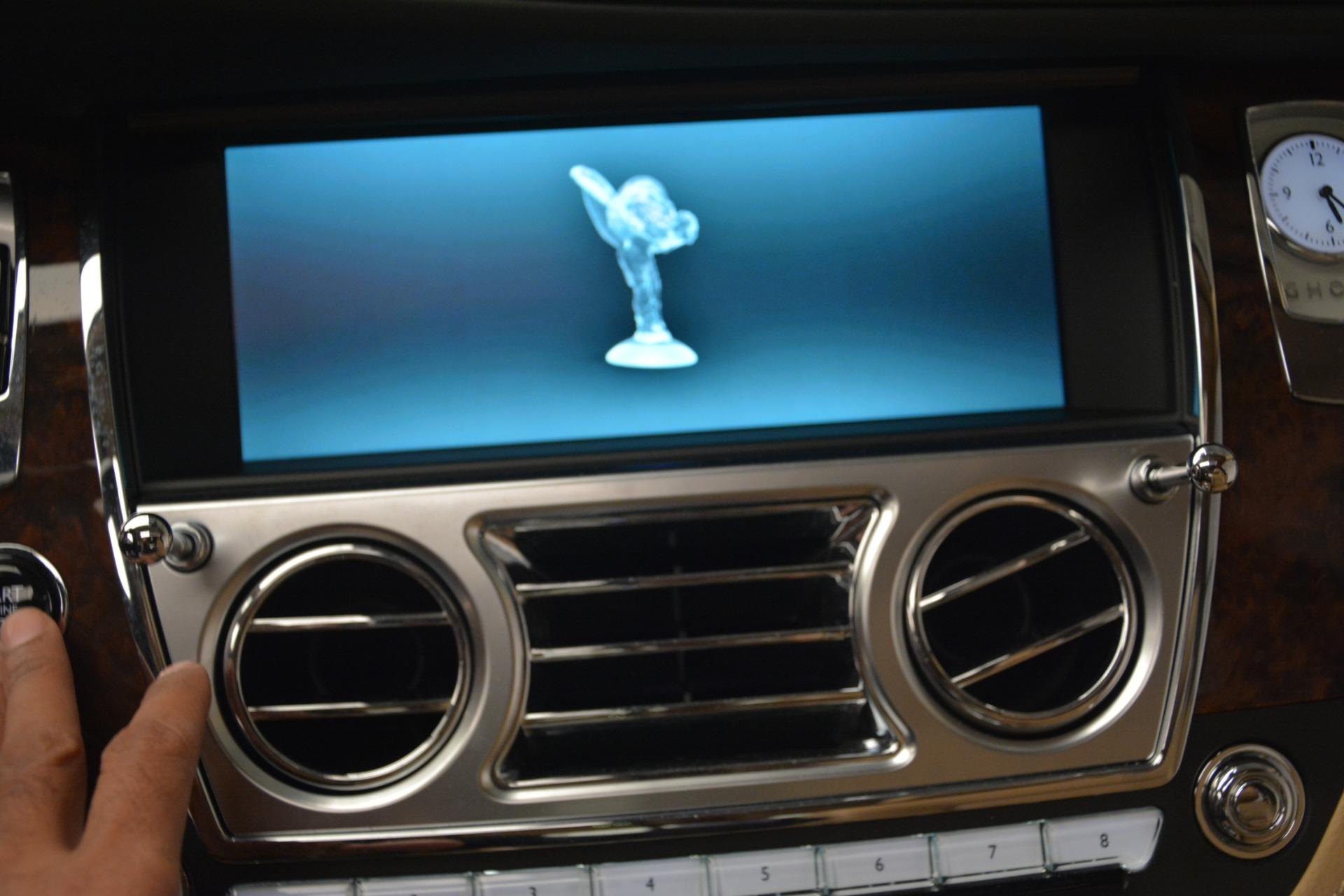 Used 2014 Rolls-Royce Ghost  For Sale In Westport, CT 2990_p31