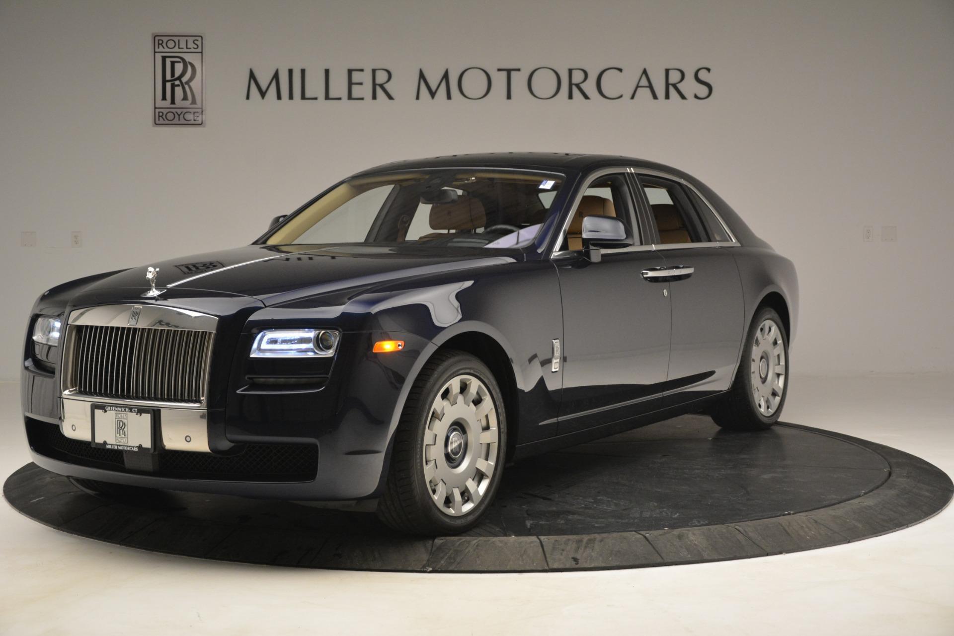 Used 2014 Rolls-Royce Ghost  For Sale In Westport, CT 2990_p3