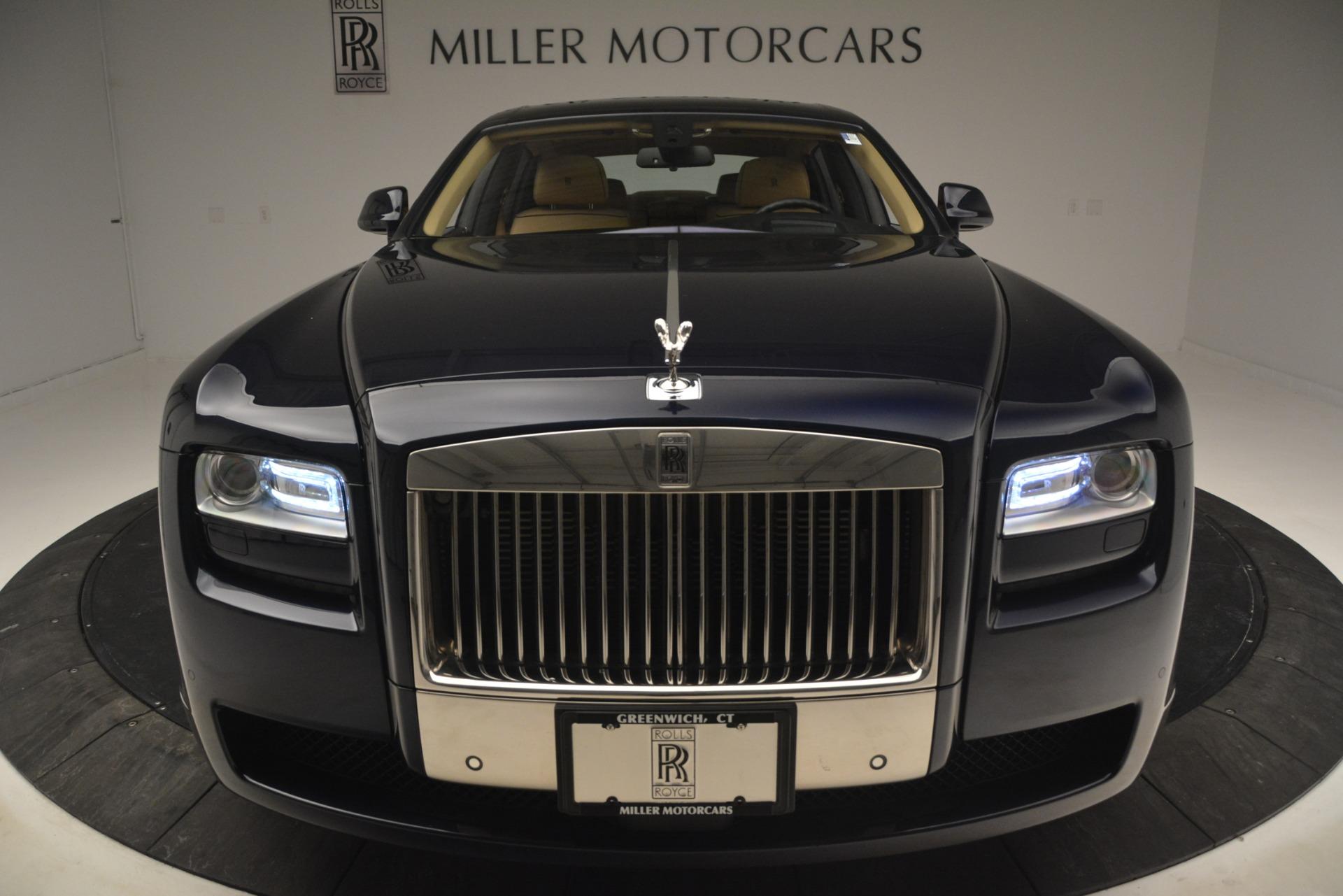 Used 2014 Rolls-Royce Ghost  For Sale In Westport, CT 2990_p41