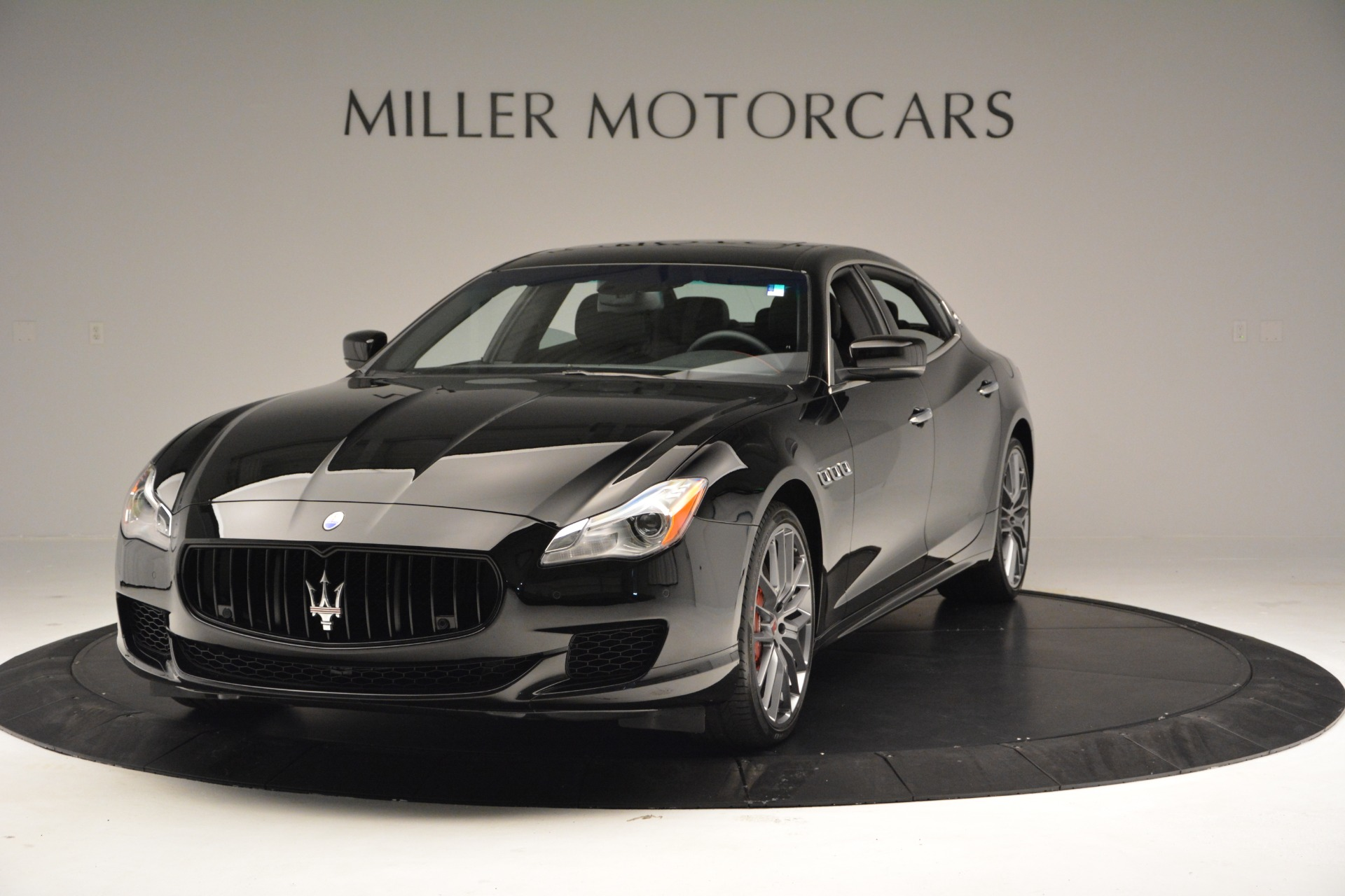 Used 2015 Maserati Quattroporte GTS For Sale In Westport, CT