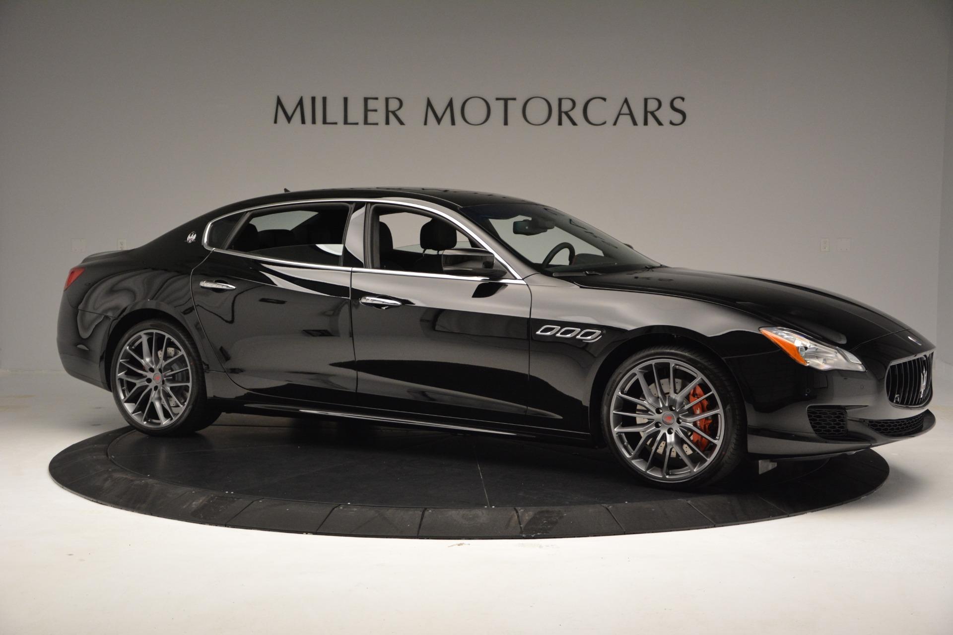 Used 2015 Maserati Quattroporte GTS For Sale In Westport, CT 2993_p10