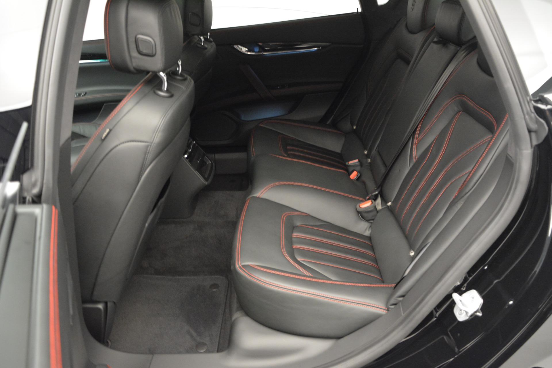 Used 2015 Maserati Quattroporte GTS For Sale In Westport, CT 2993_p20