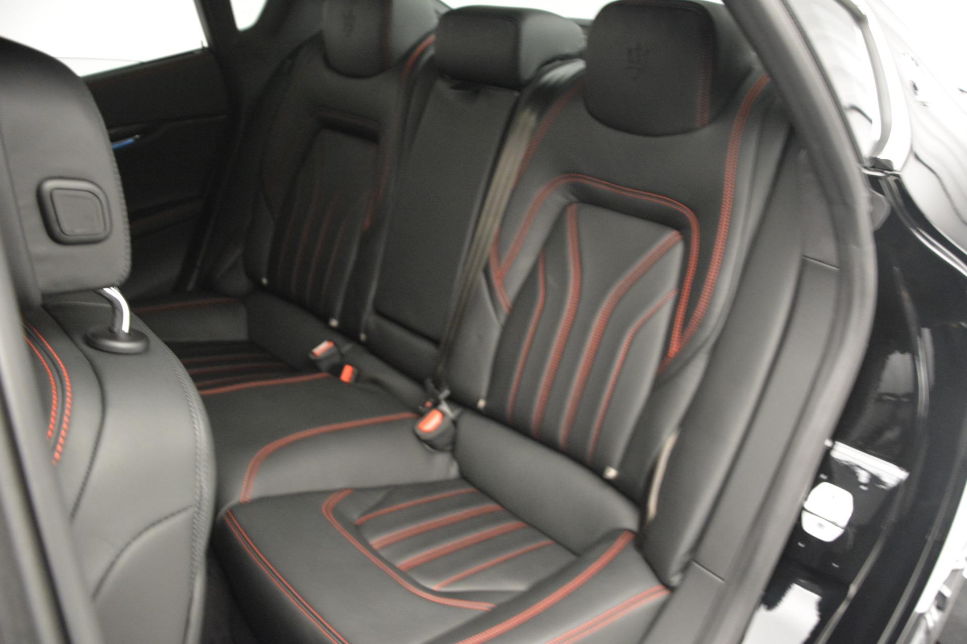 Used 2015 Maserati Quattroporte GTS For Sale In Westport, CT 2993_p21