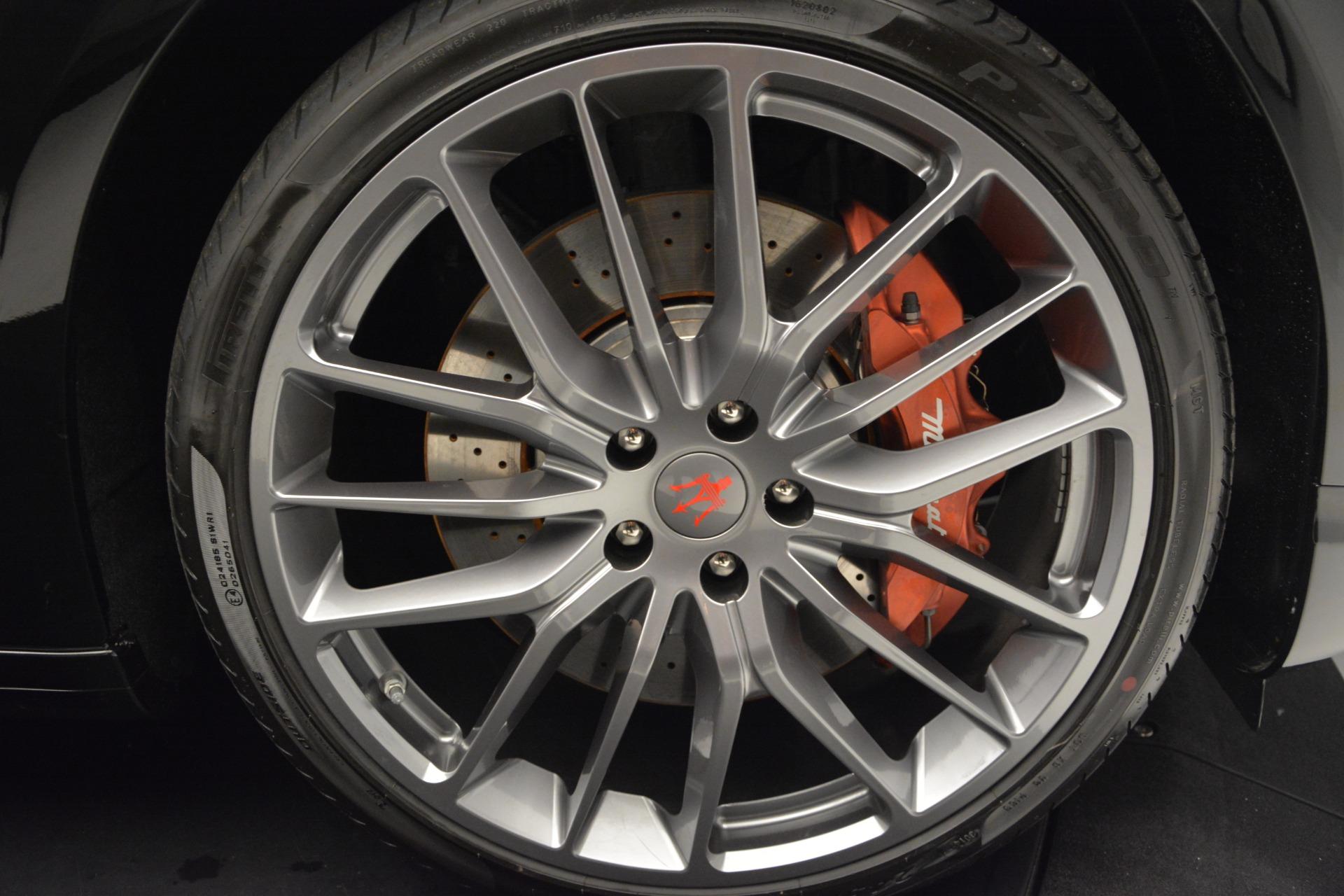 Used 2015 Maserati Quattroporte GTS For Sale In Westport, CT 2993_p23