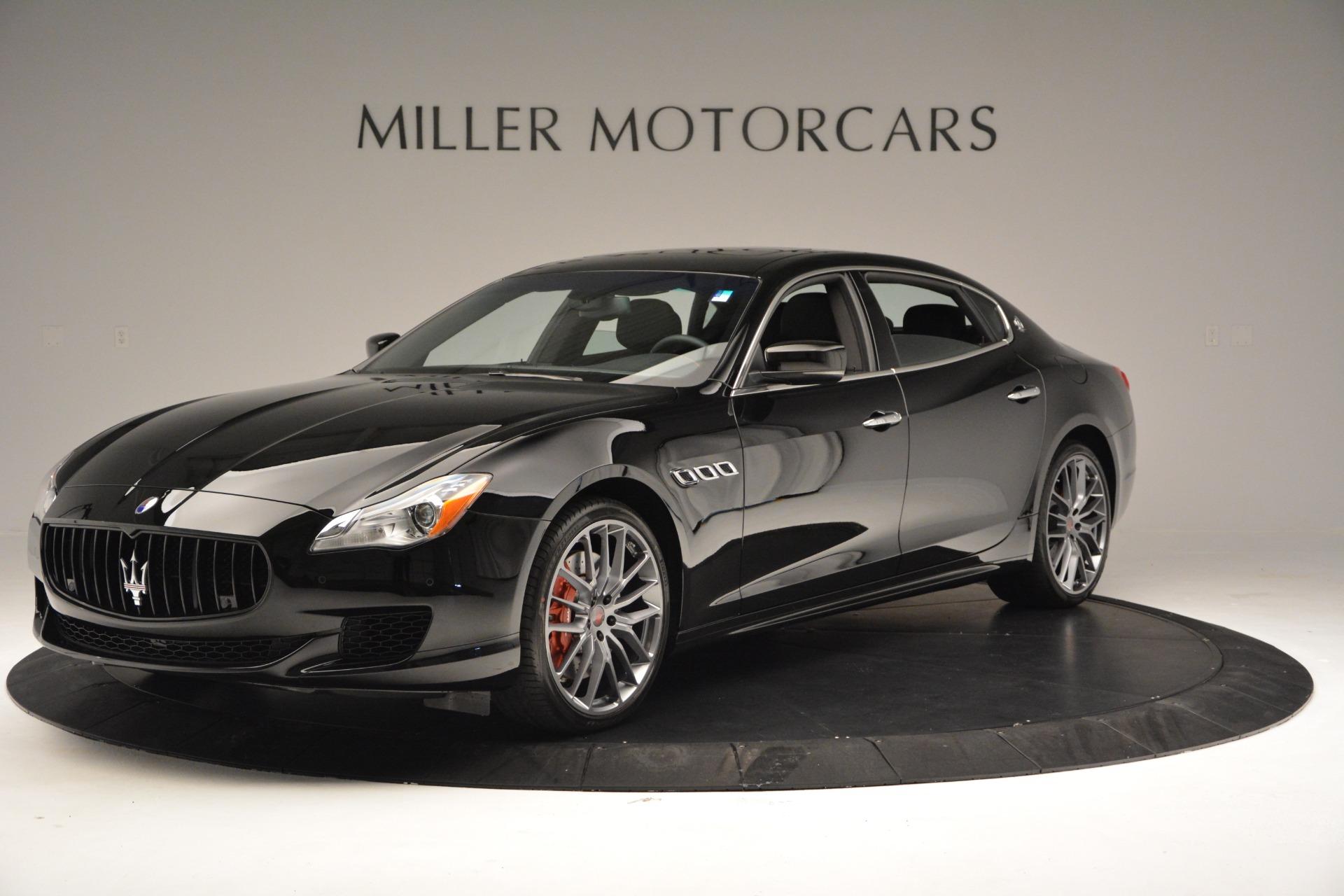 Used 2015 Maserati Quattroporte GTS For Sale In Westport, CT 2993_p2