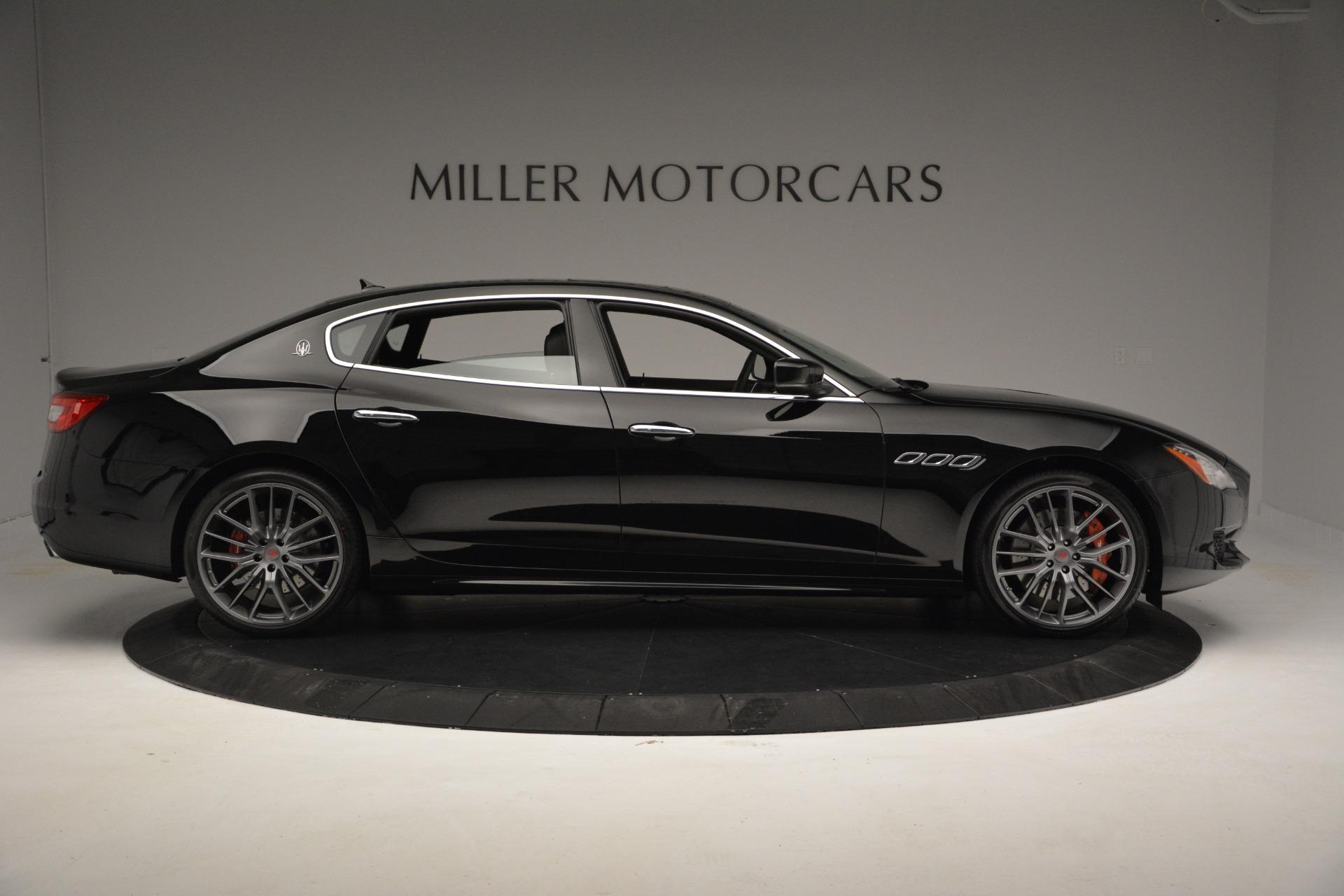 Used 2015 Maserati Quattroporte GTS For Sale In Westport, CT 2993_p9