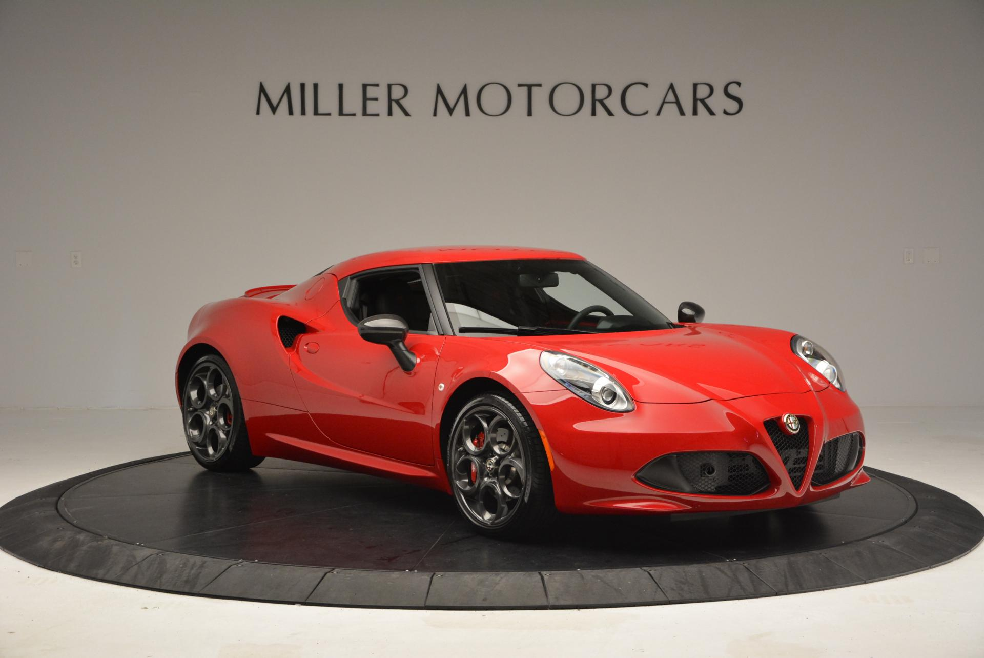 Used 2015 Alfa Romeo 4C  For Sale In Westport, CT 3_p11