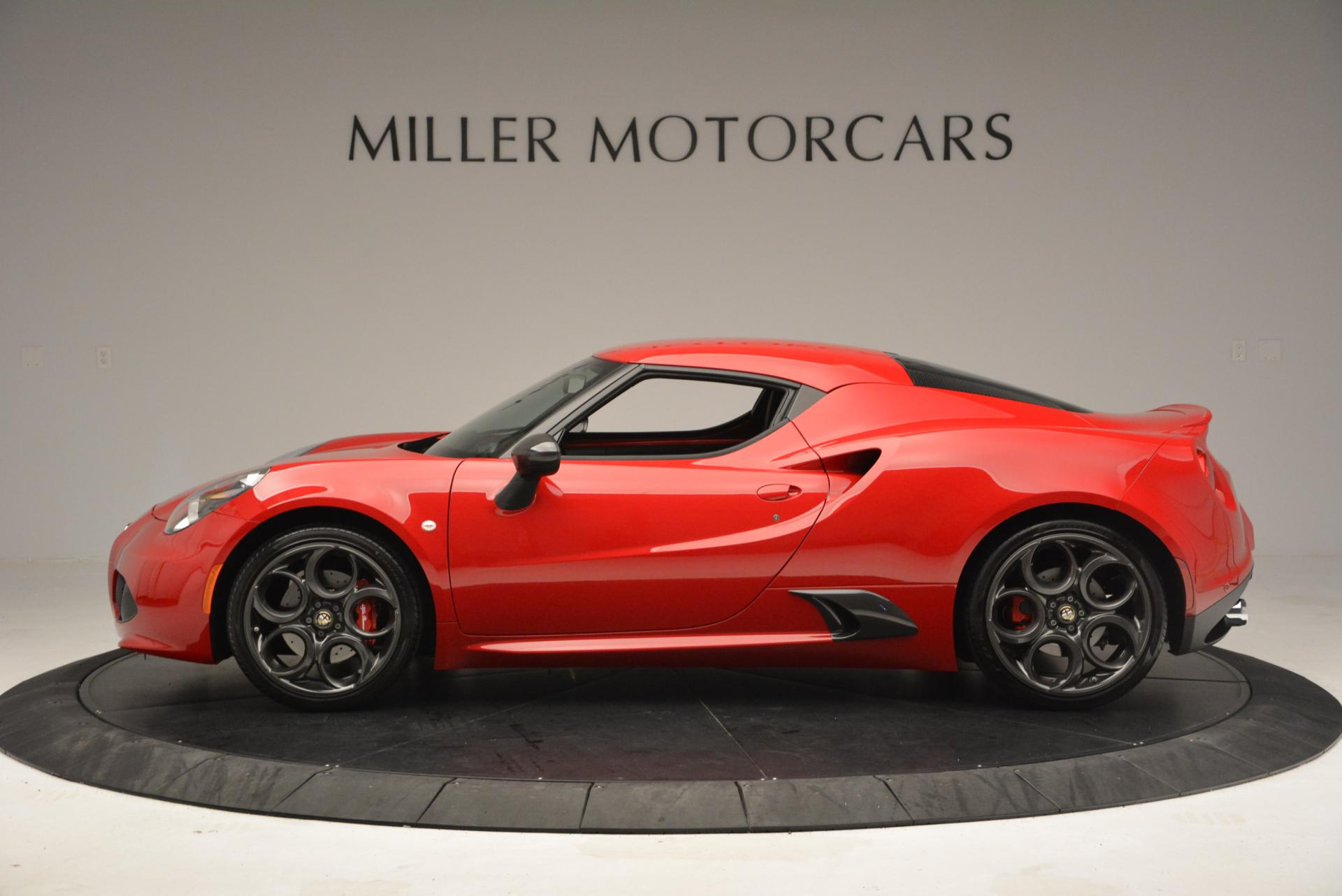 Used 2015 Alfa Romeo 4C  For Sale In Westport, CT 3_p3