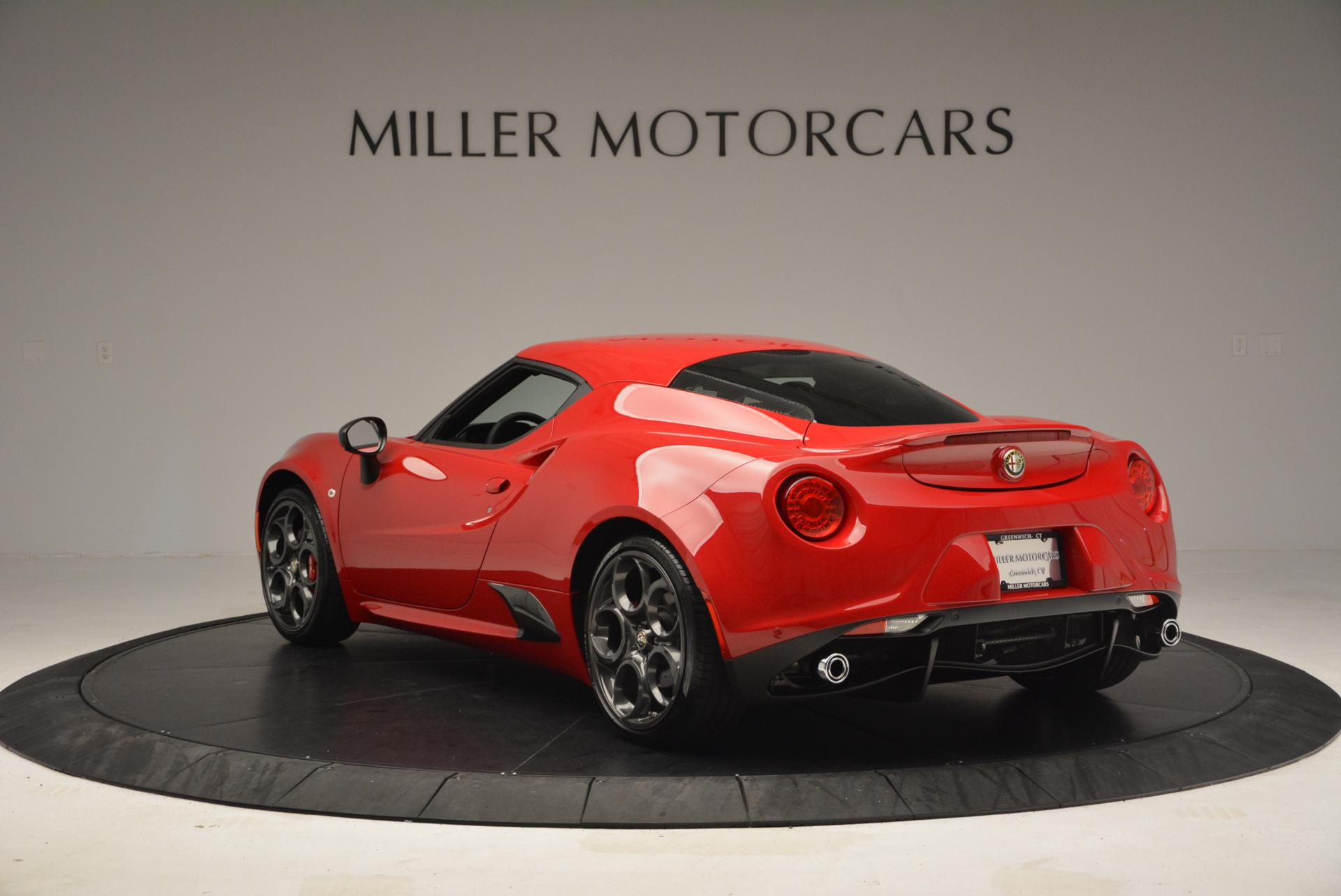 Used 2015 Alfa Romeo 4C  For Sale In Westport, CT 3_p5