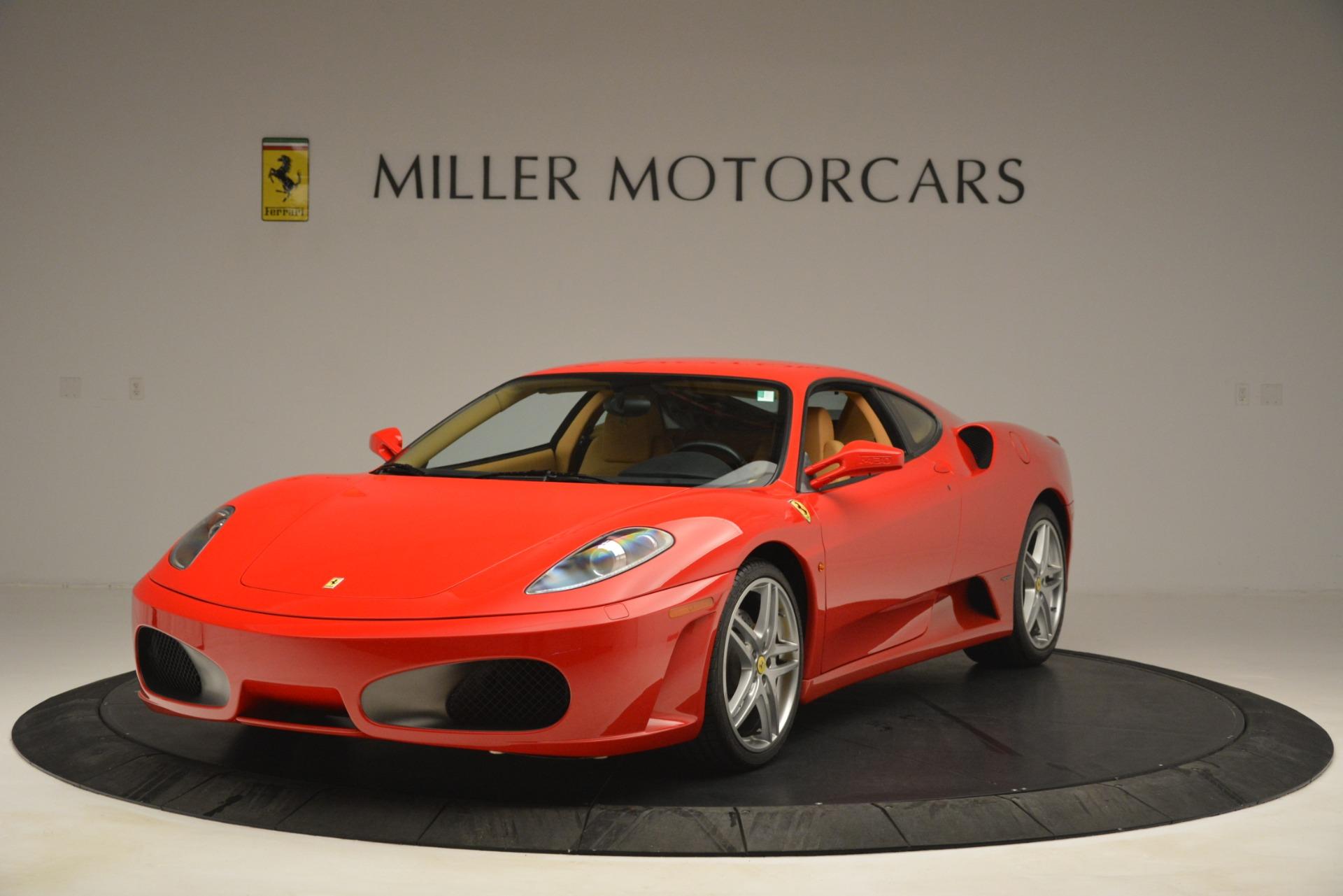 Used 2006 Ferrari F430  For Sale In Westport, CT 3001_main
