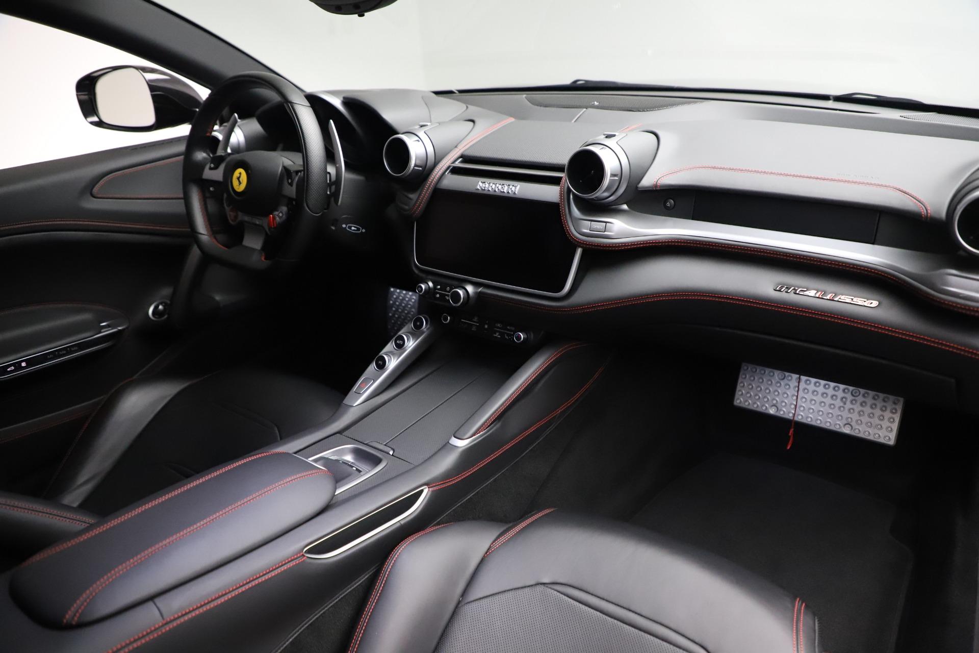 Used 2018 Ferrari GTC4Lusso  For Sale In Westport, CT 3005_p17