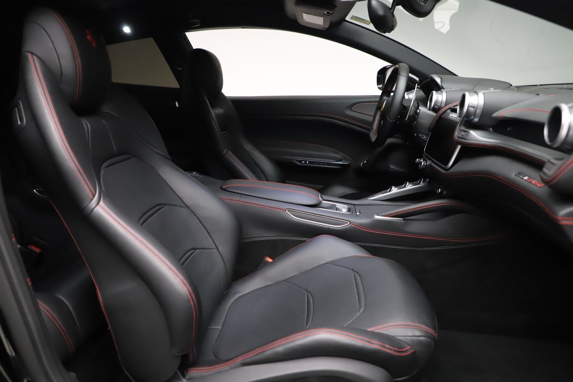 Used 2018 Ferrari GTC4Lusso  For Sale In Westport, CT 3005_p18
