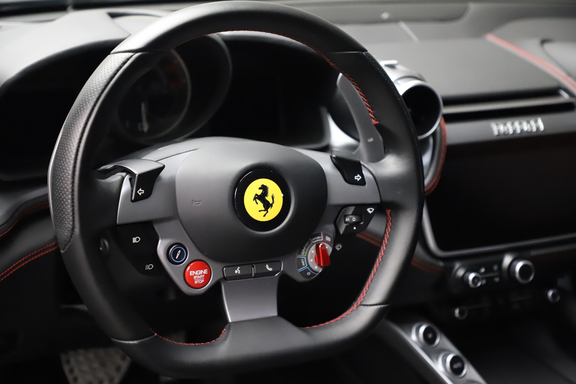 Used 2018 Ferrari GTC4Lusso  For Sale In Westport, CT 3005_p20