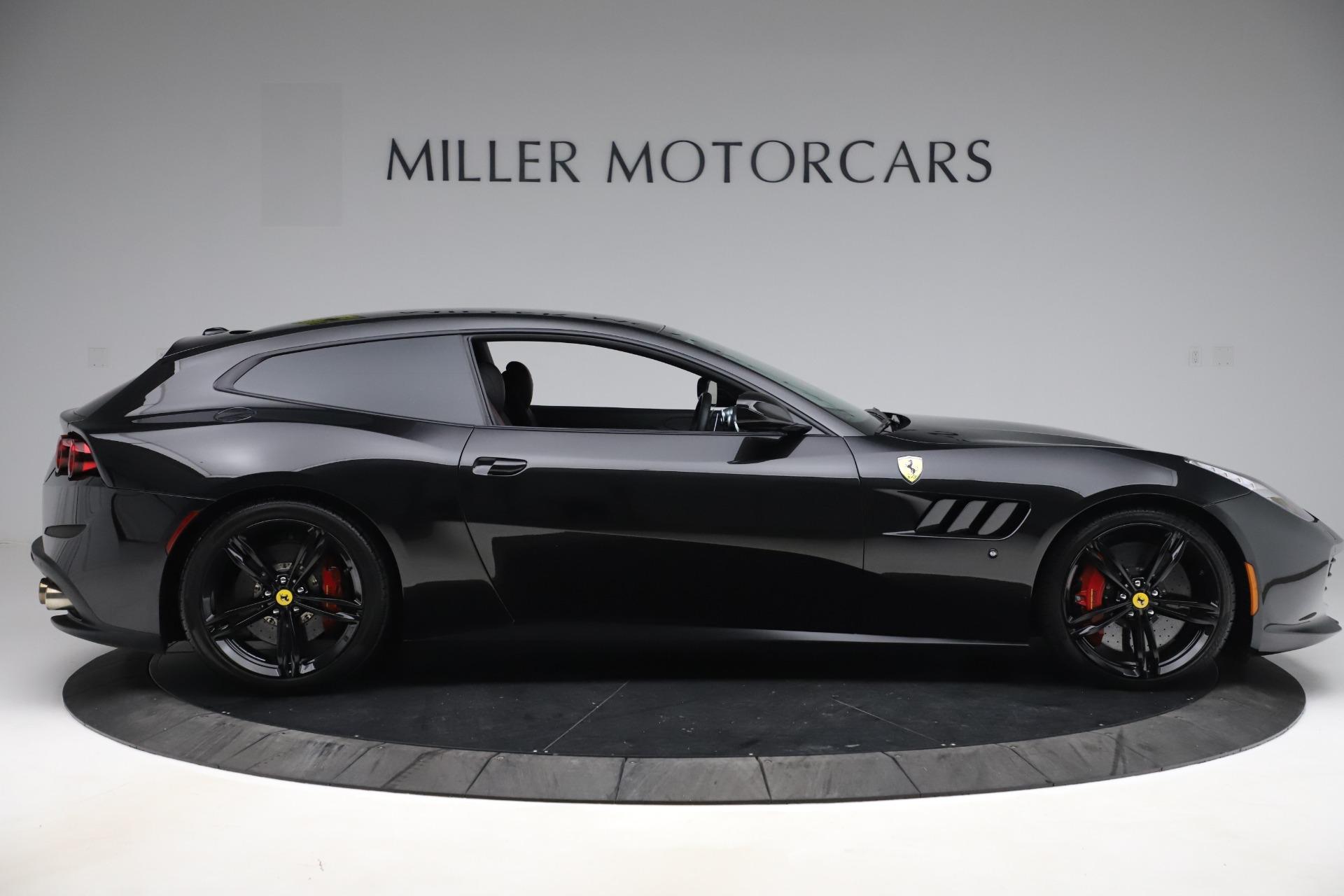 Used 2018 Ferrari GTC4Lusso  For Sale In Westport, CT 3005_p9