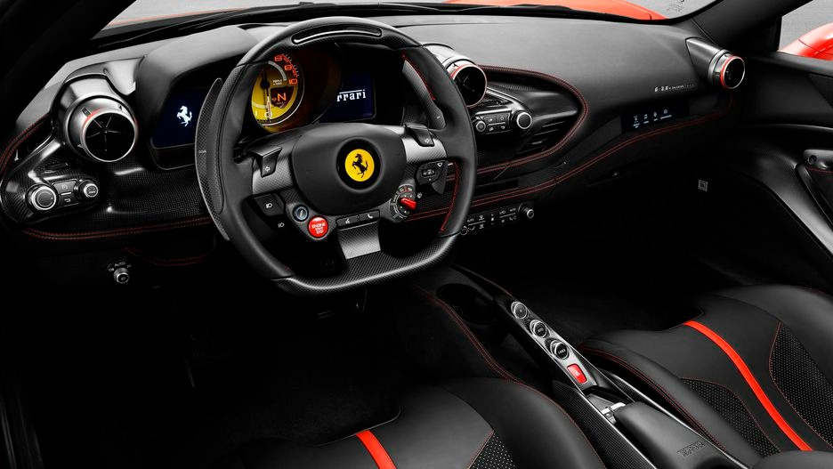 New 2020 Ferrari F8 Tributo  For Sale In Westport, CT 3006_p6