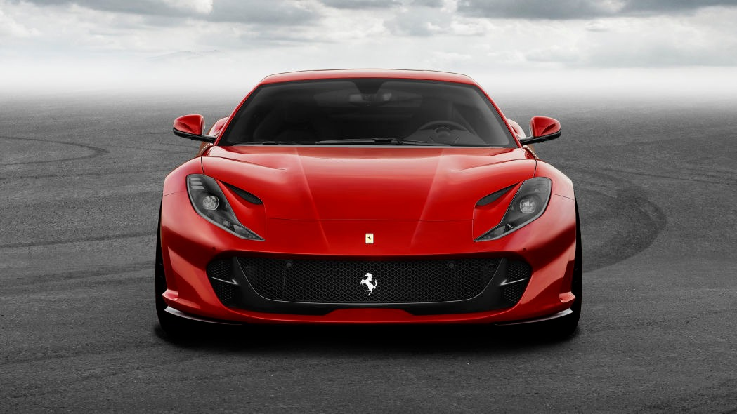New 2020 Ferrari 812 Superfast  For Sale In Westport, CT 3007_p4