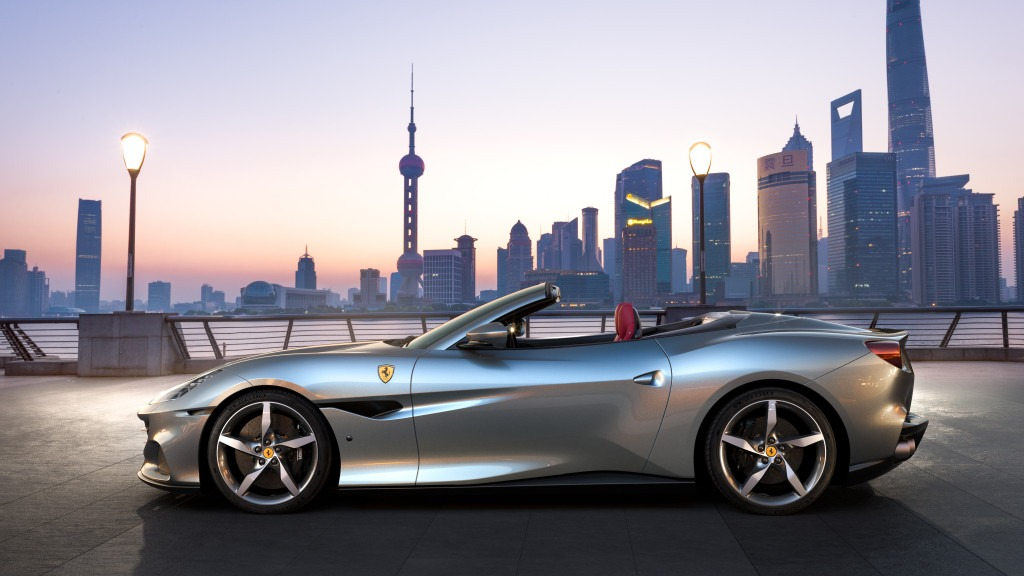 New 2019 Ferrari Portofino  For Sale In Westport, CT 3008_p2