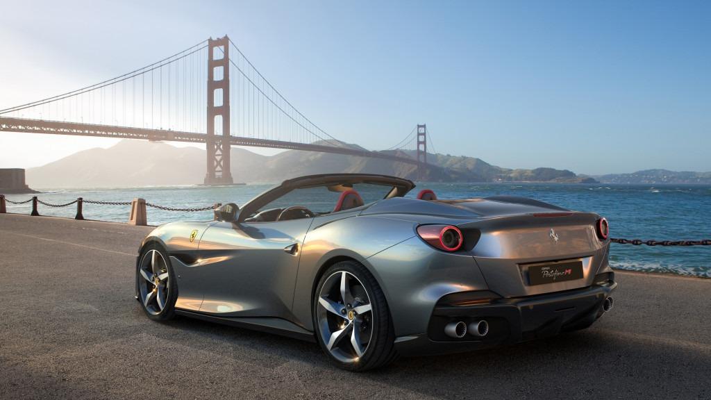 New 2019 Ferrari Portofino  For Sale In Westport, CT 3008_p3