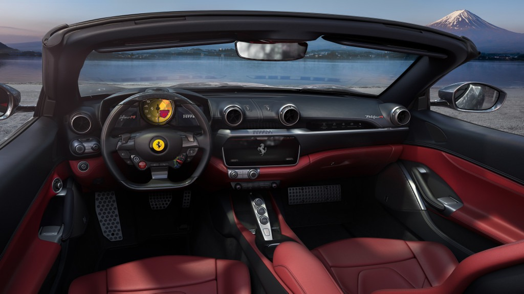 New 2019 Ferrari Portofino  For Sale In Westport, CT 3008_p4