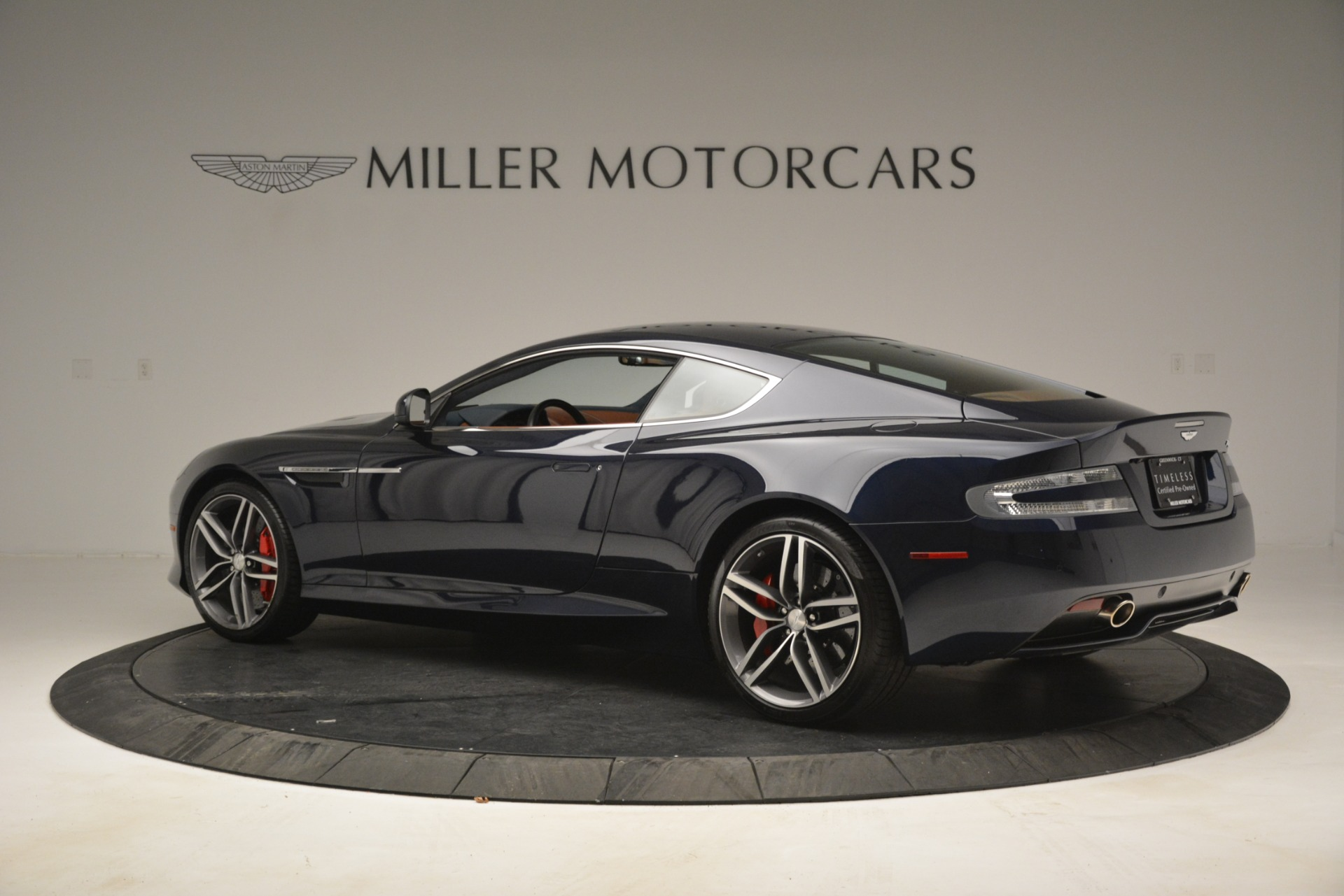 Used 2014 Aston Martin DB9 Coupe For Sale In Westport, CT 3010_p4