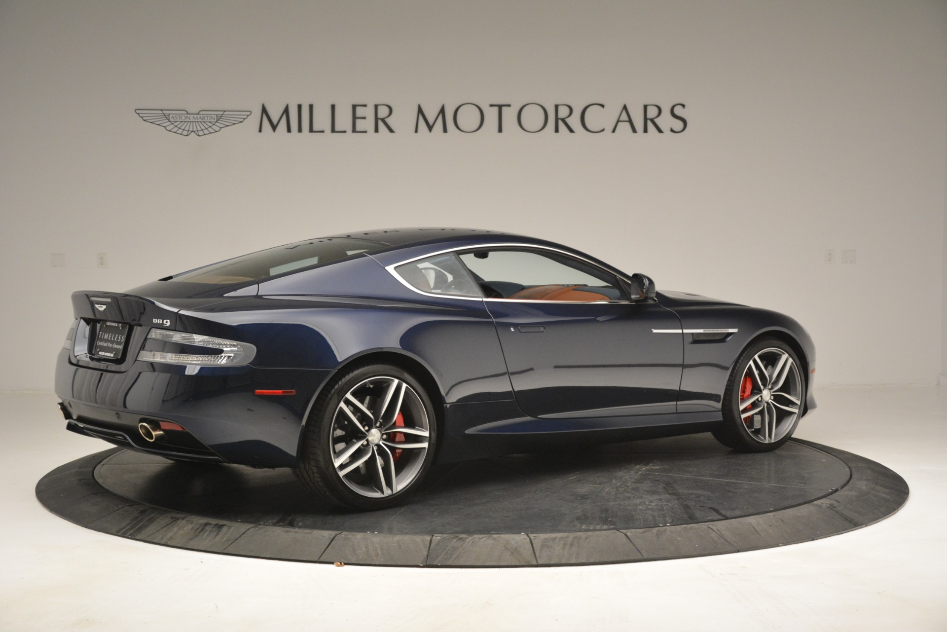 Used 2014 Aston Martin DB9 Coupe For Sale In Westport, CT 3010_p8