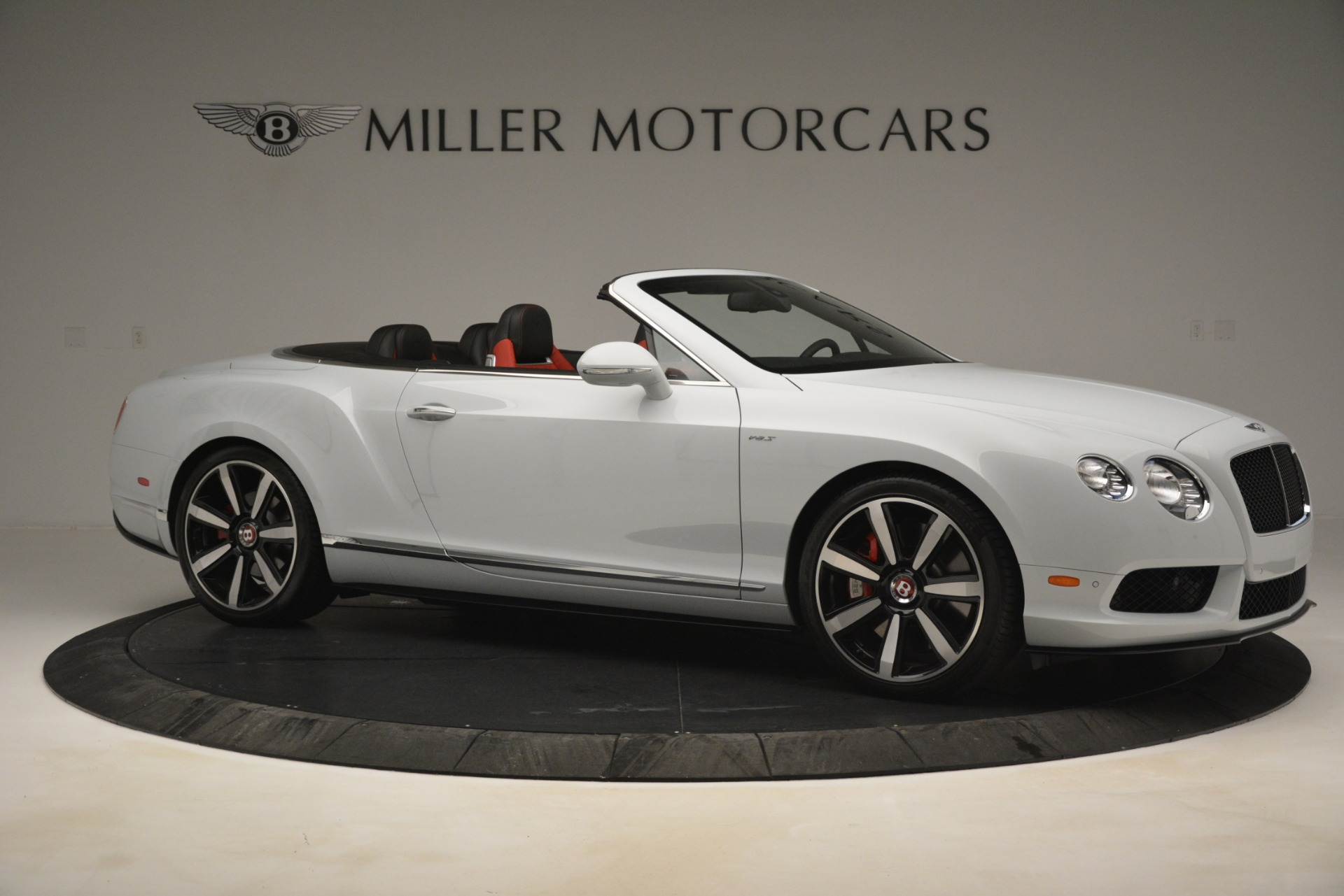 Used 2014 Bentley Continental GT V8 S For Sale In Westport, CT 3011_p10
