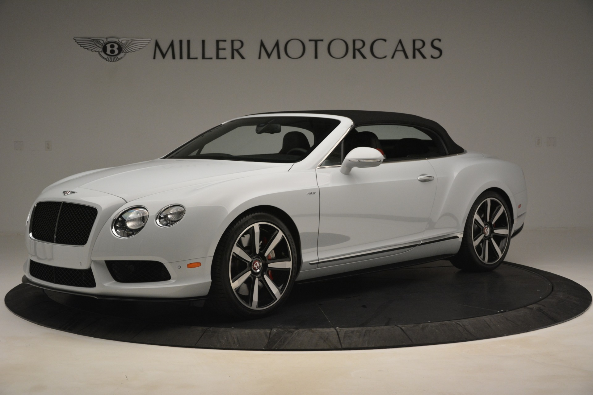 Used 2014 Bentley Continental GT V8 S For Sale In Westport, CT 3011_p13