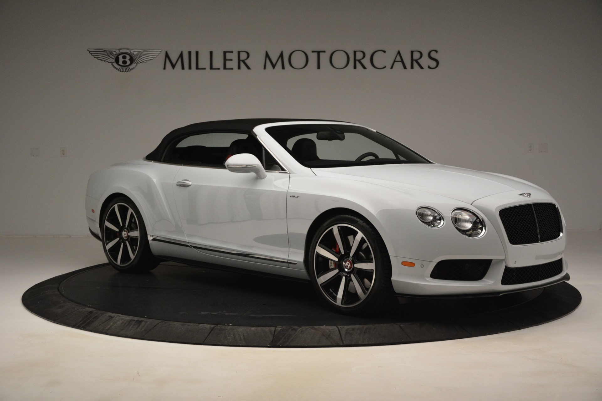 Used 2014 Bentley Continental GT V8 S For Sale In Westport, CT 3011_p17
