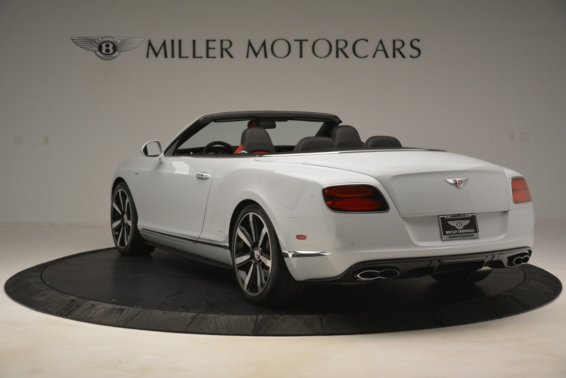 Used 2014 Bentley Continental GT V8 S For Sale In Westport, CT 3011_p5