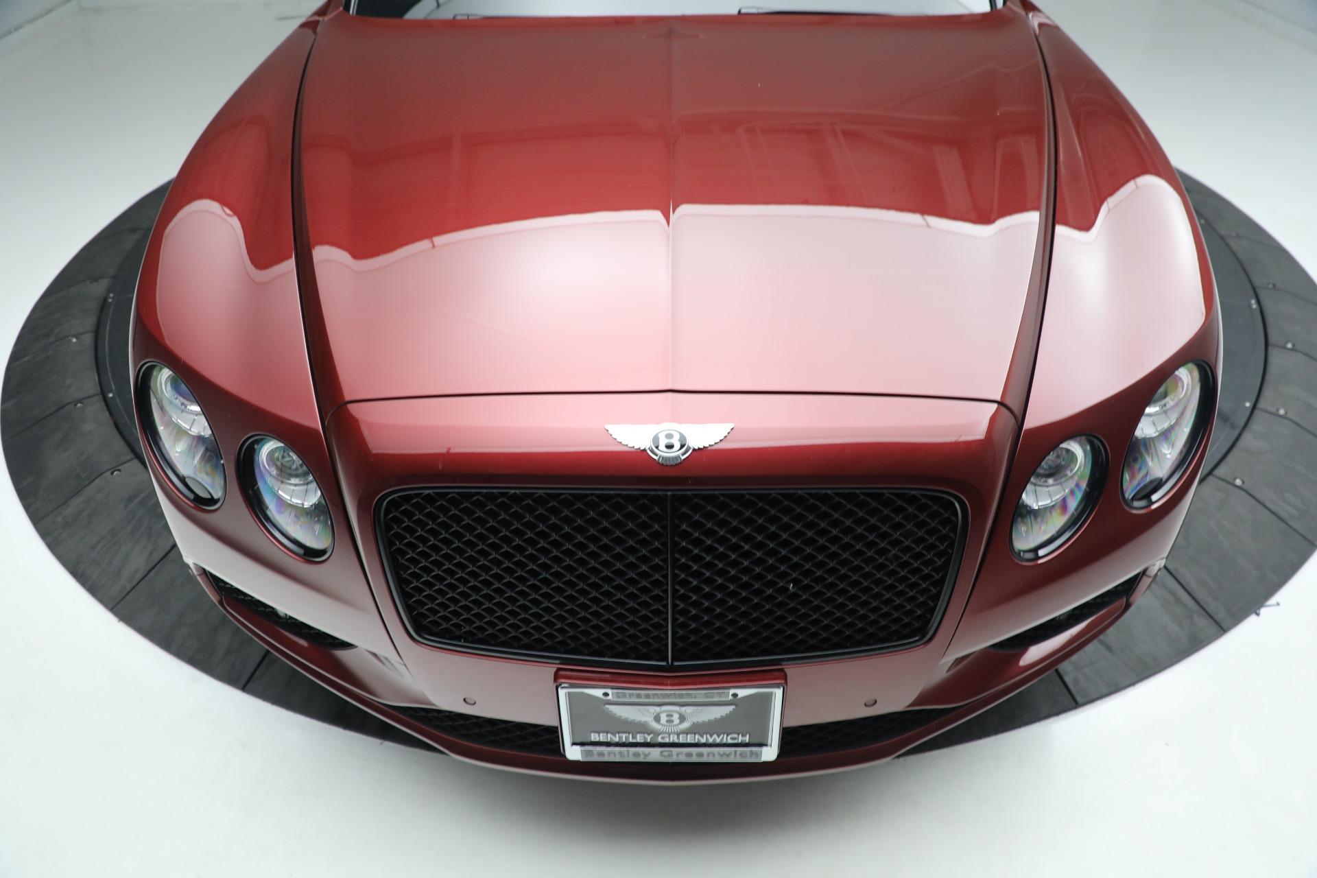 Used 2018 Bentley Flying Spur W12 S For Sale In Westport, CT 3014_p13