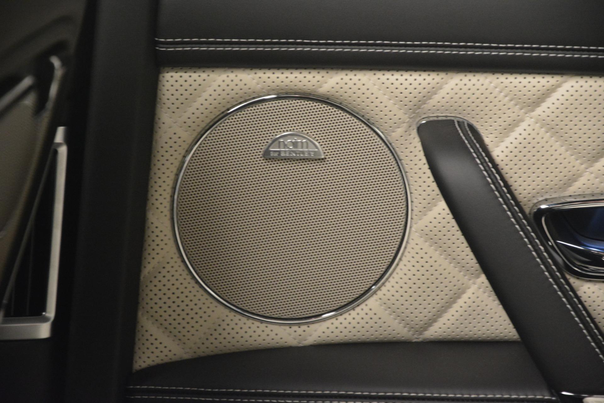 Used 2018 Bentley Flying Spur W12 S For Sale In Westport, CT 3014_p17