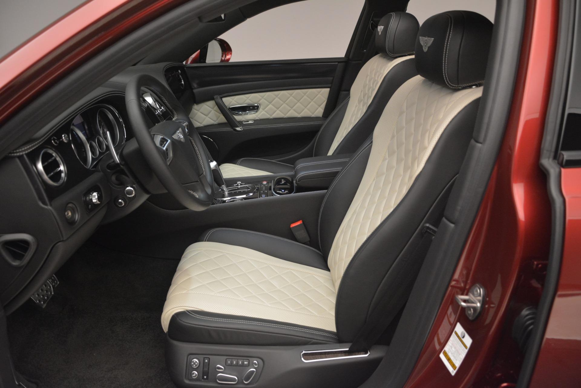 Used 2018 Bentley Flying Spur W12 S For Sale In Westport, CT 3014_p19
