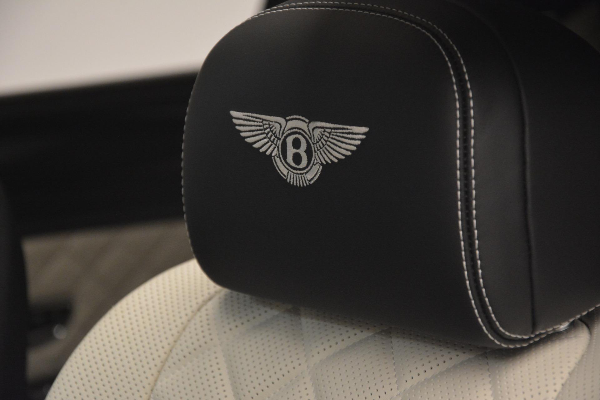 Used 2018 Bentley Flying Spur W12 S For Sale In Westport, CT 3014_p21