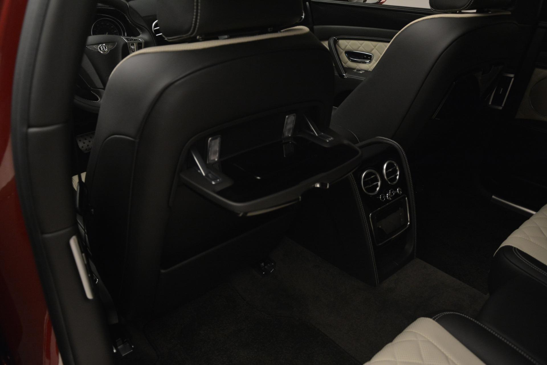 Used 2018 Bentley Flying Spur W12 S For Sale In Westport, CT 3014_p25