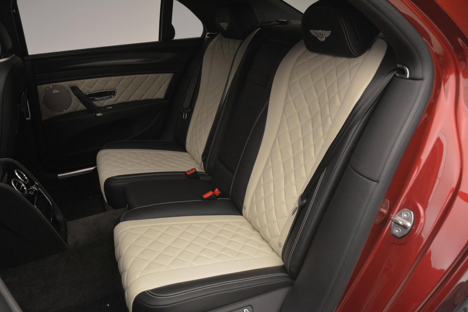 Used 2018 Bentley Flying Spur W12 S For Sale In Westport, CT 3014_p26