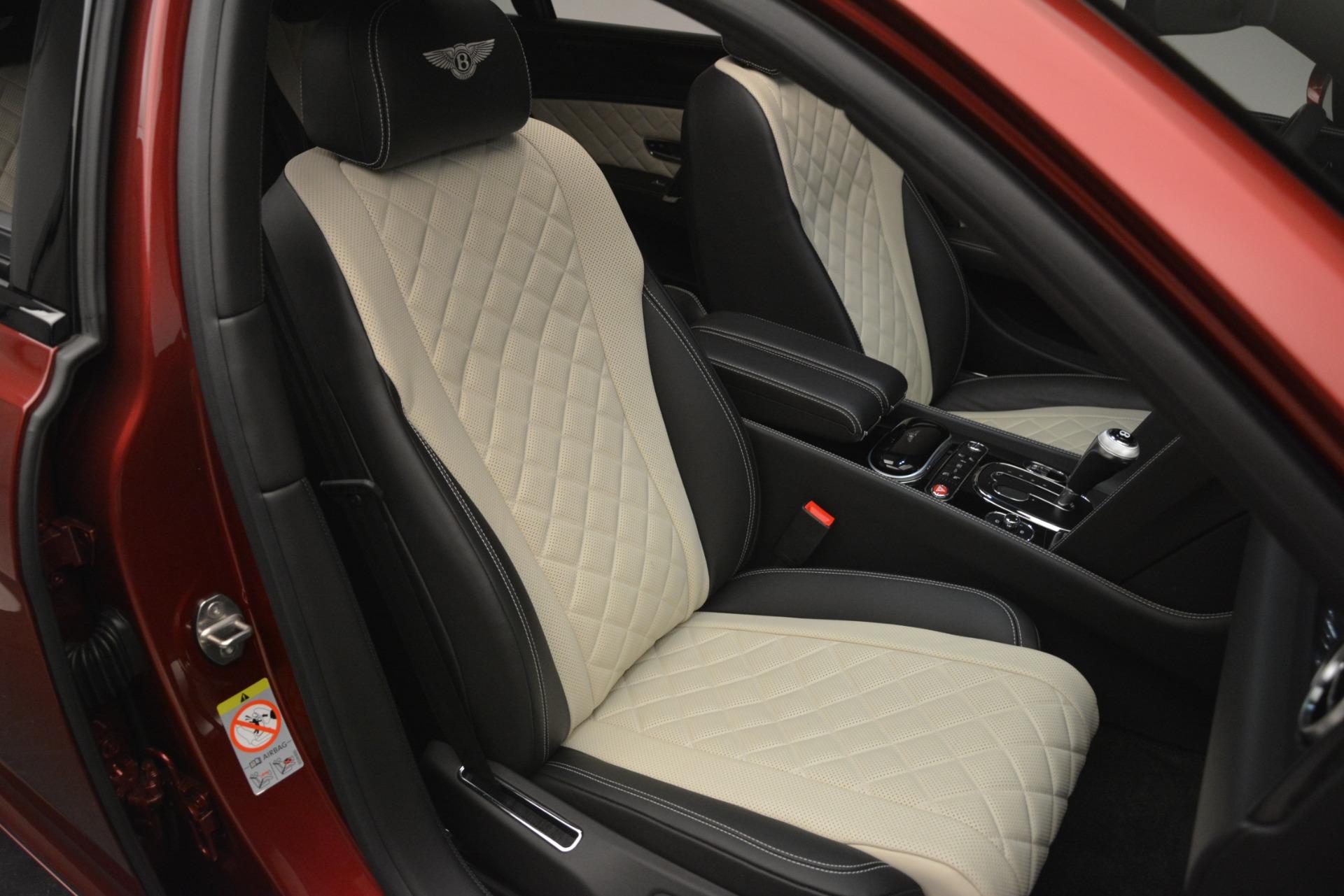 Used 2018 Bentley Flying Spur W12 S For Sale In Westport, CT 3014_p27