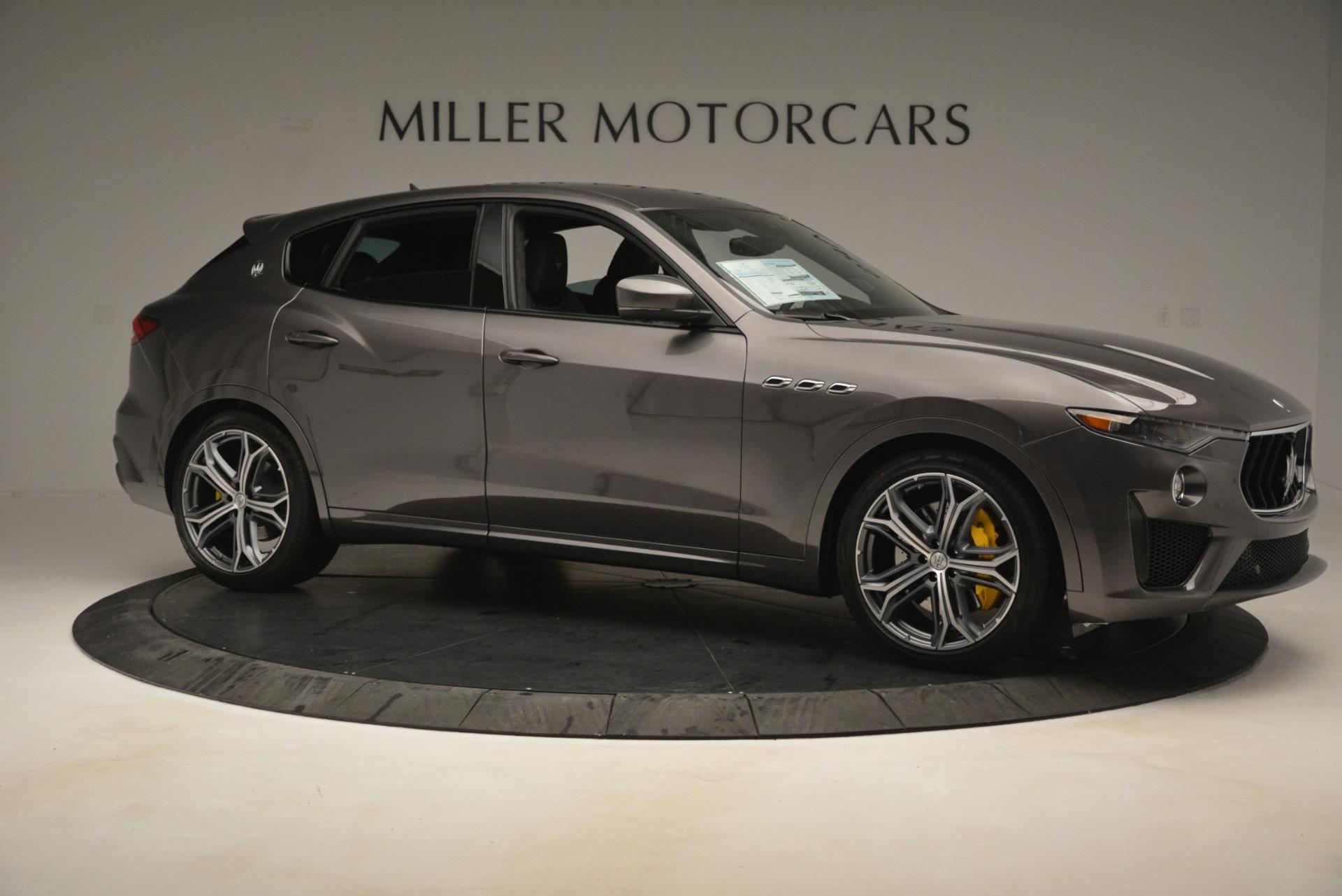 New 2019 Maserati Levante GTS For Sale In Westport, CT 3015_p10