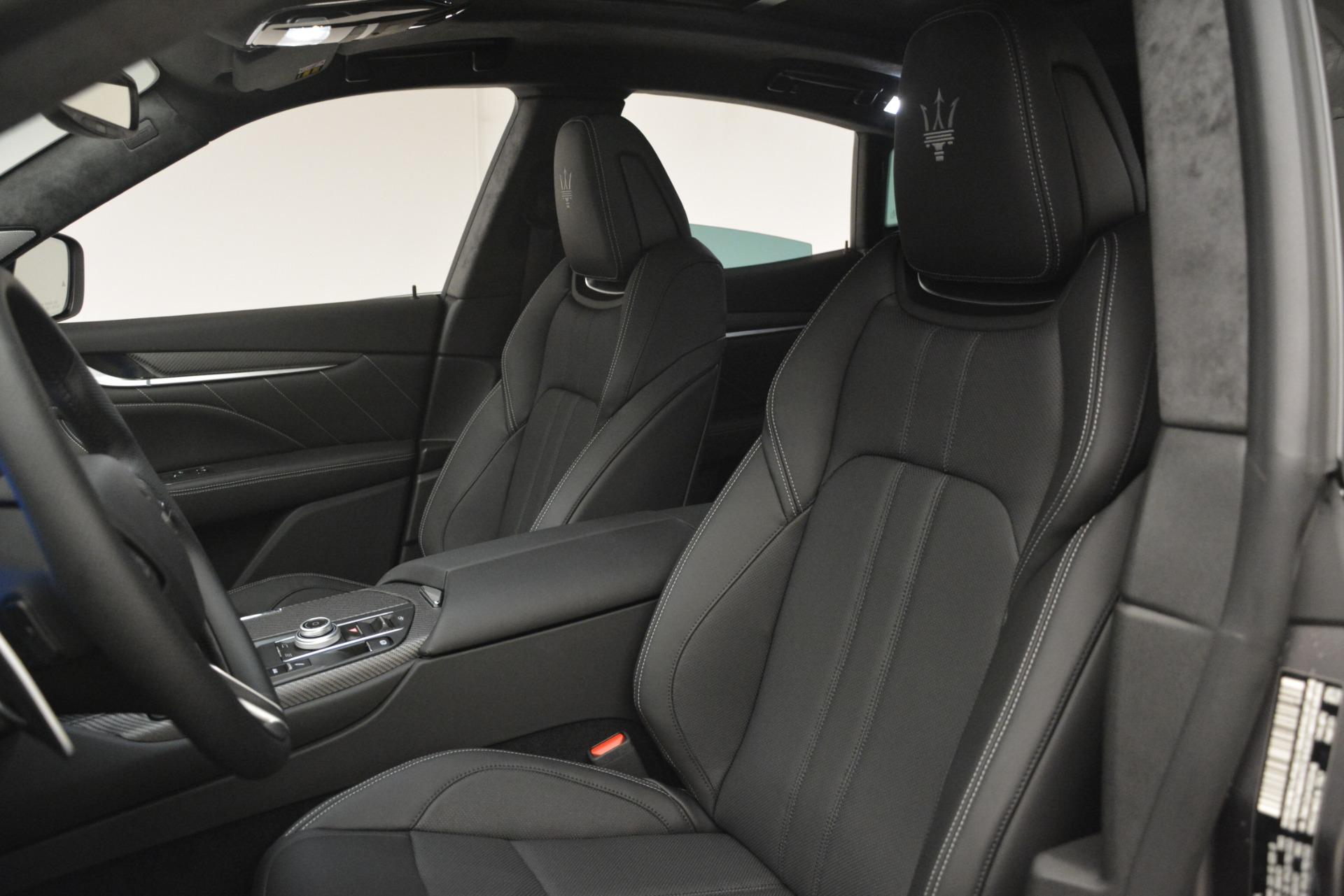 New 2019 Maserati Levante GTS For Sale In Westport, CT 3015_p14