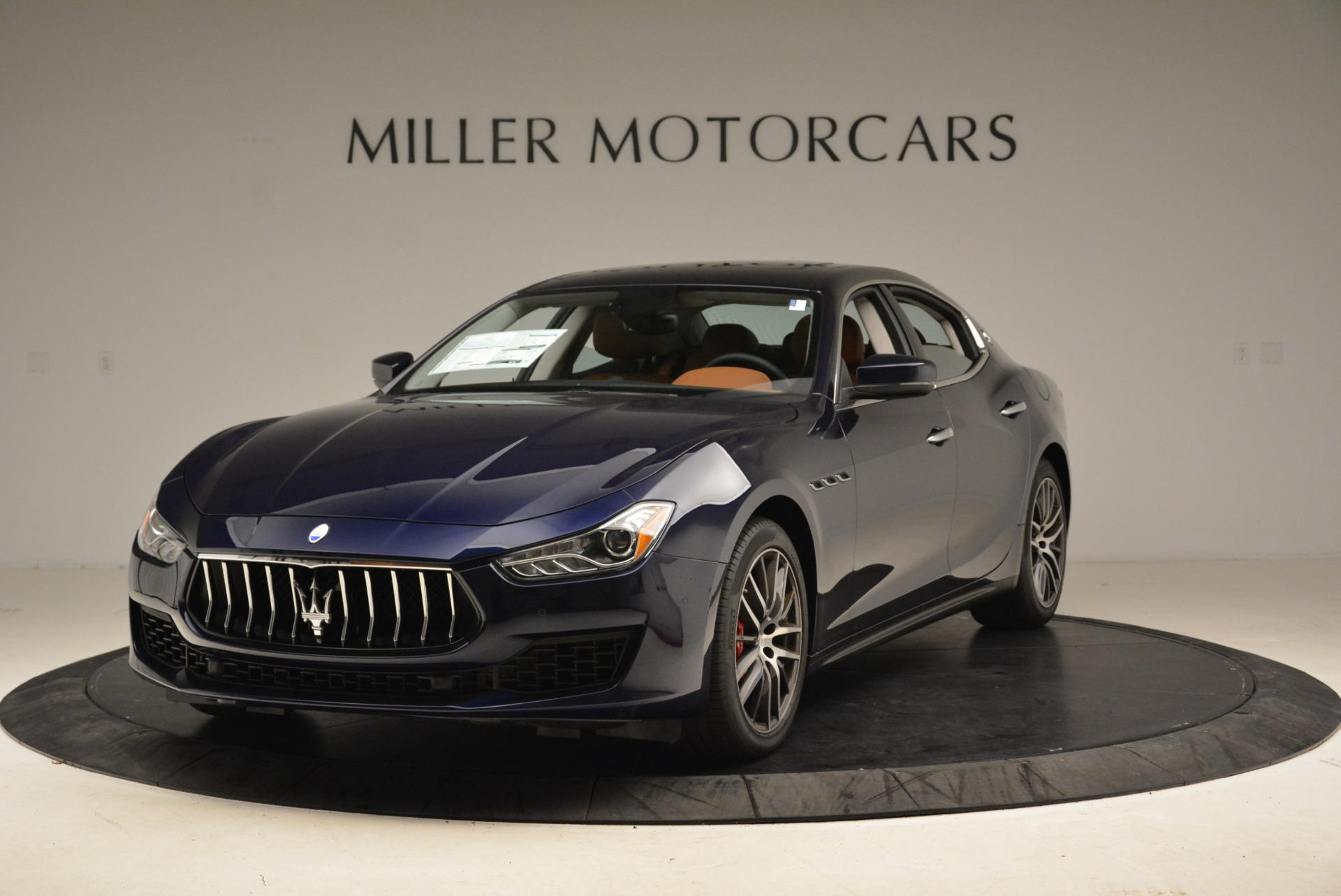 New 2019 Maserati Ghibli S Q4 For Sale In Westport, CT 3016_main