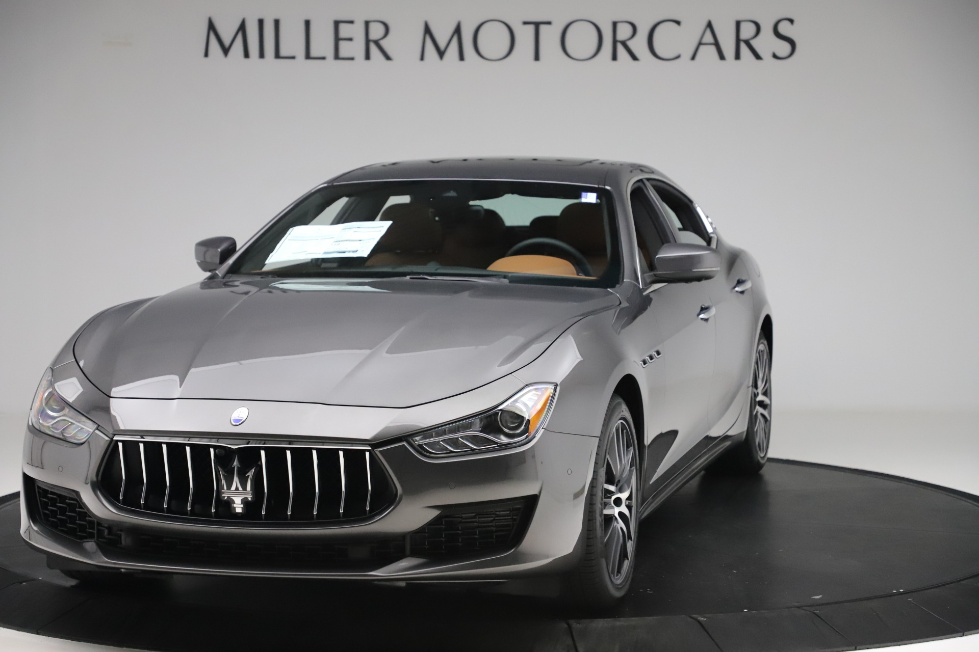 New 2019 Maserati Ghibli S Q4 For Sale In Westport, CT 3017_main