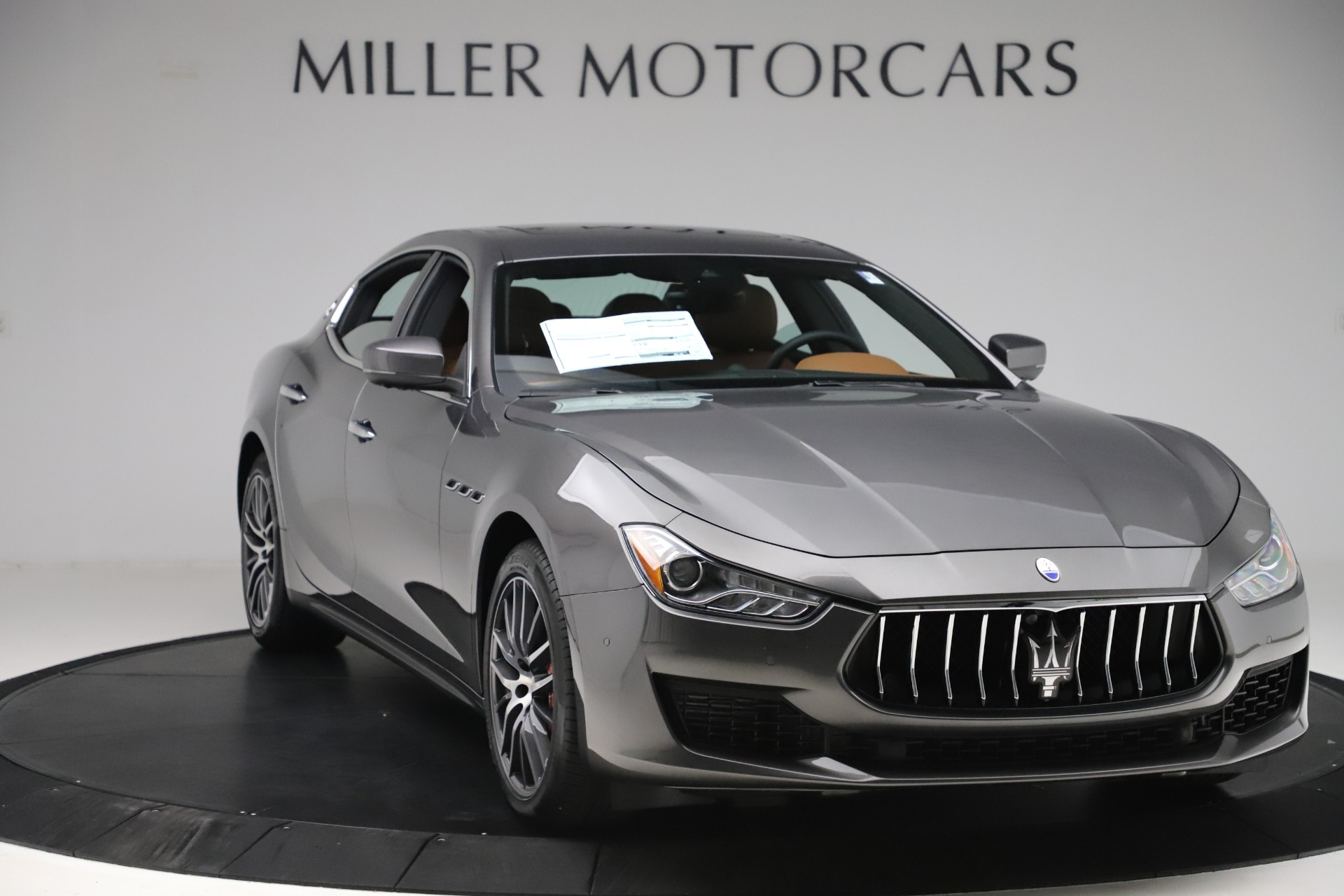 New 2019 Maserati Ghibli S Q4 For Sale In Westport, CT 3017_p11