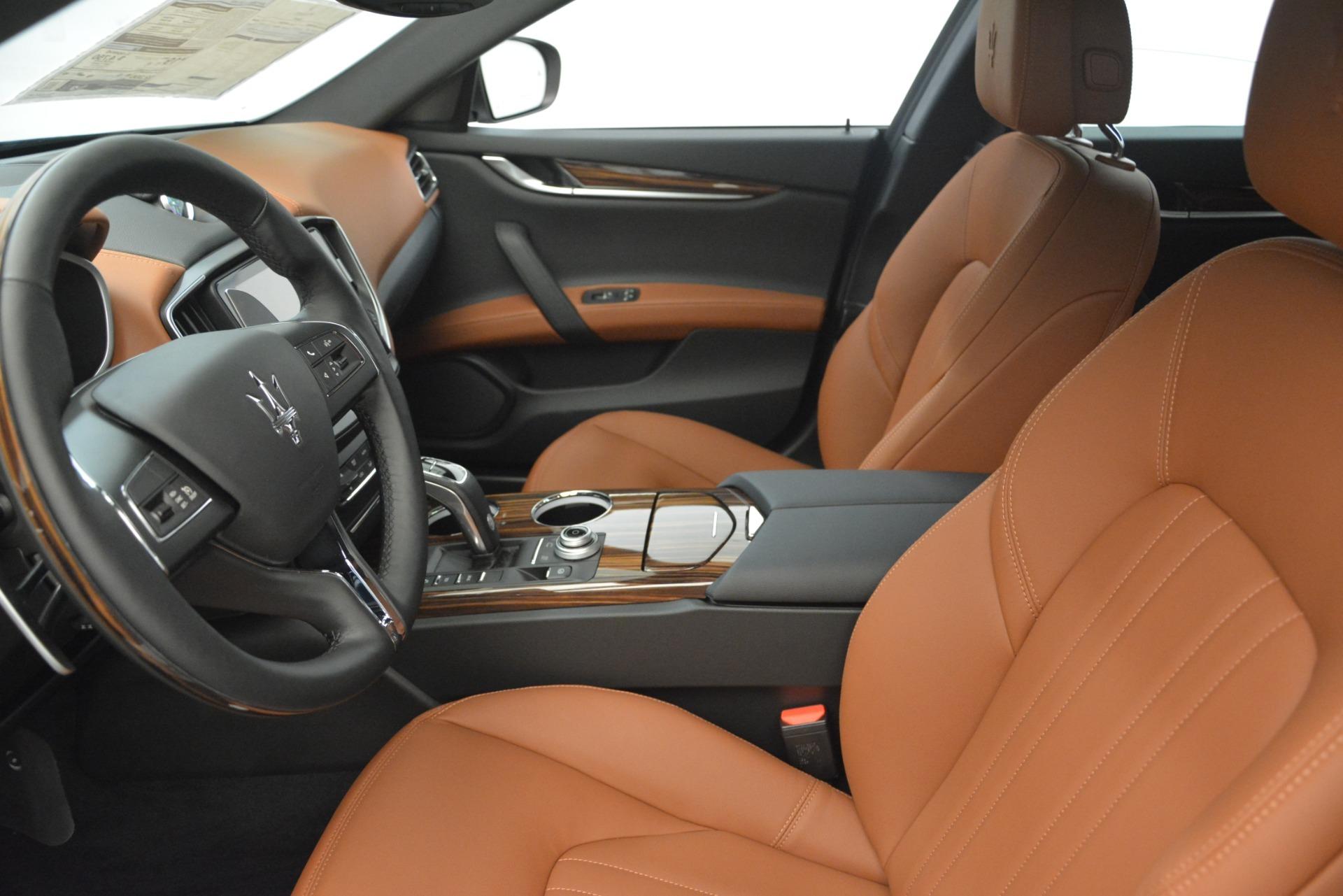 New 2019 Maserati Ghibli S Q4 For Sale In Westport, CT 3017_p14