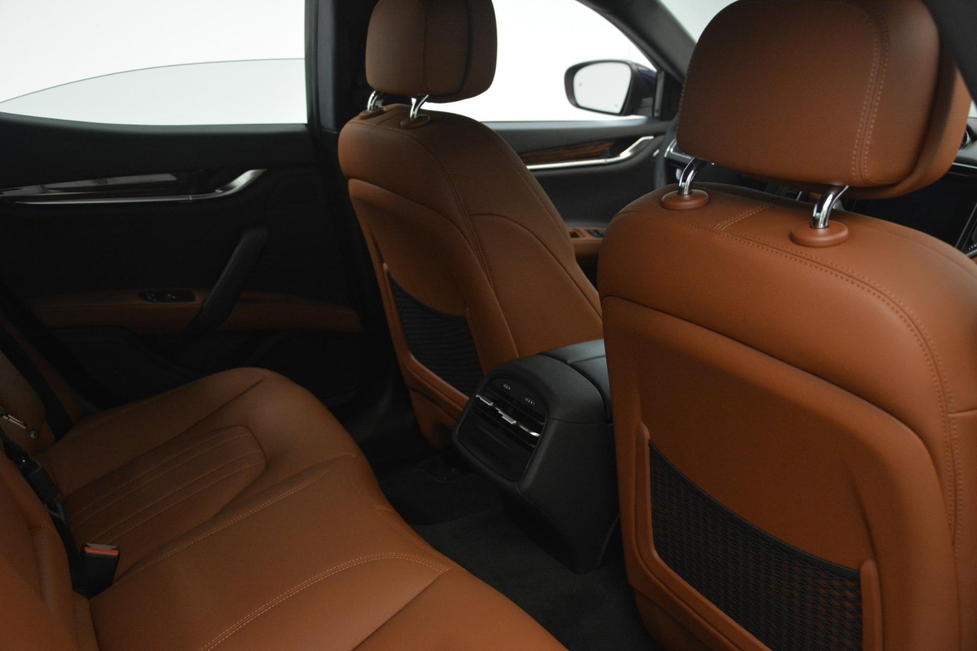 New 2019 Maserati Ghibli S Q4 For Sale In Westport, CT 3017_p20