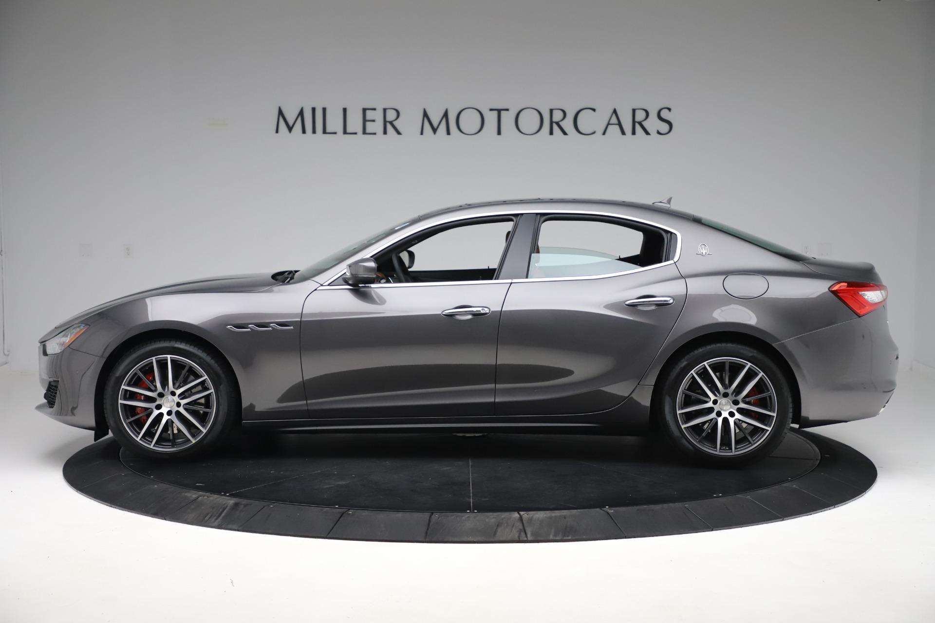New 2019 Maserati Ghibli S Q4 For Sale In Westport, CT 3017_p3