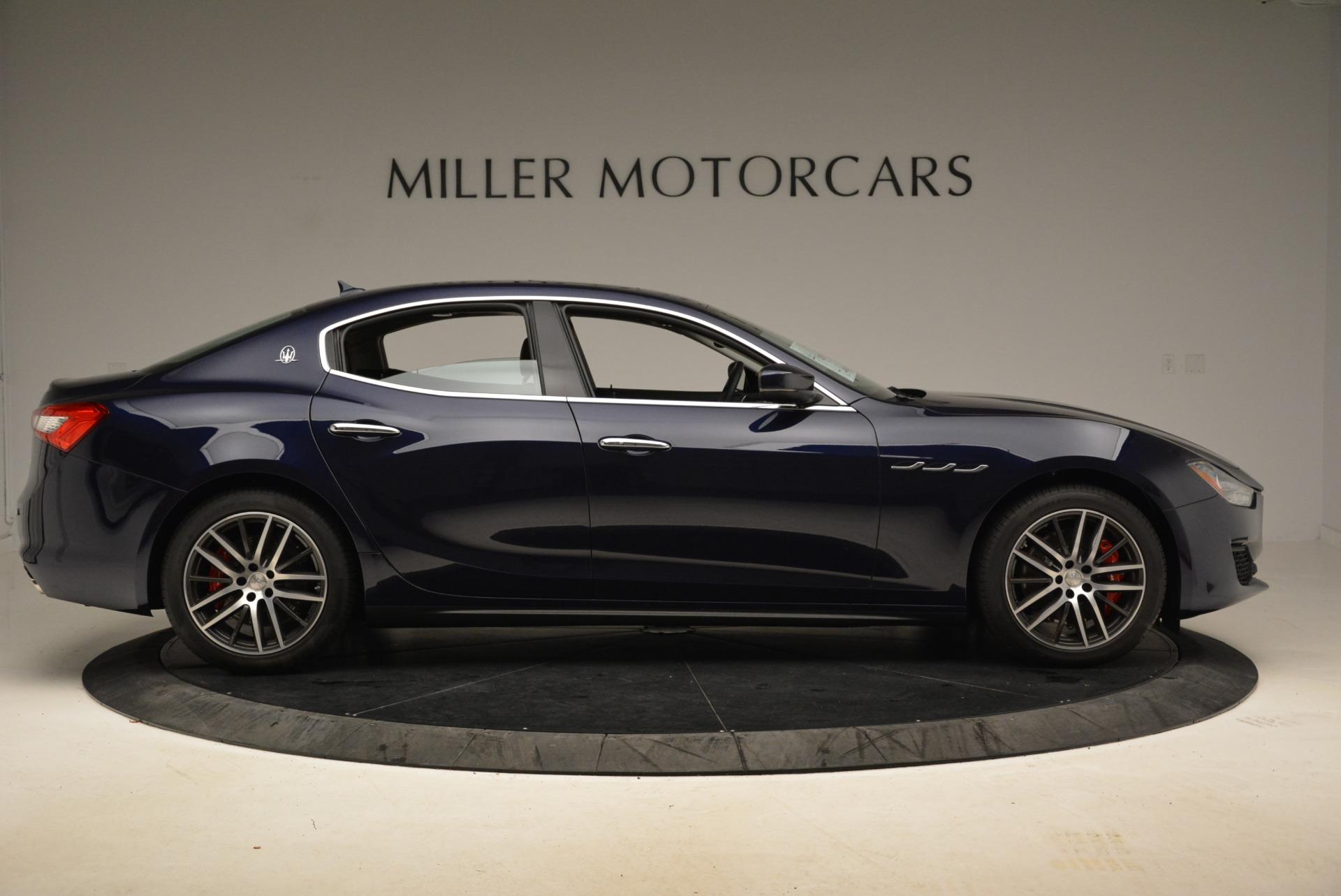 New 2019 Maserati Ghibli S Q4 For Sale In Westport, CT 3018_p9