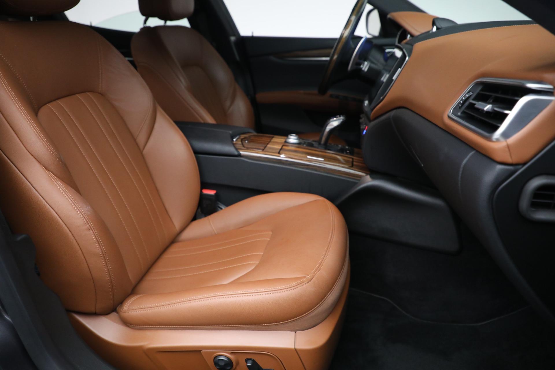 New 2019 Maserati Ghibli S Q4 For Sale In Westport, CT 3019_p23
